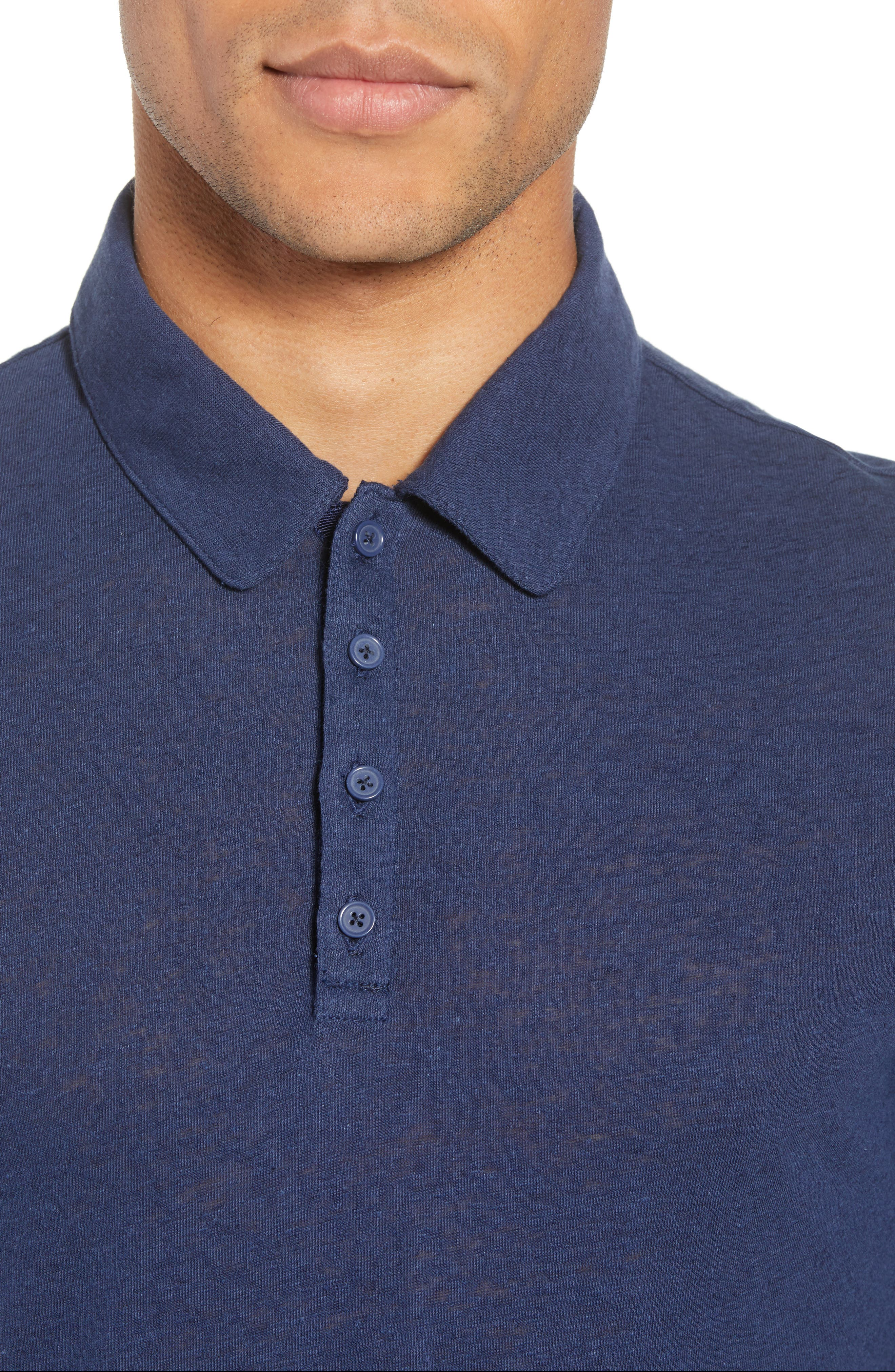 Slim Fit Polo,                             Alternate thumbnail 4, color,                             300