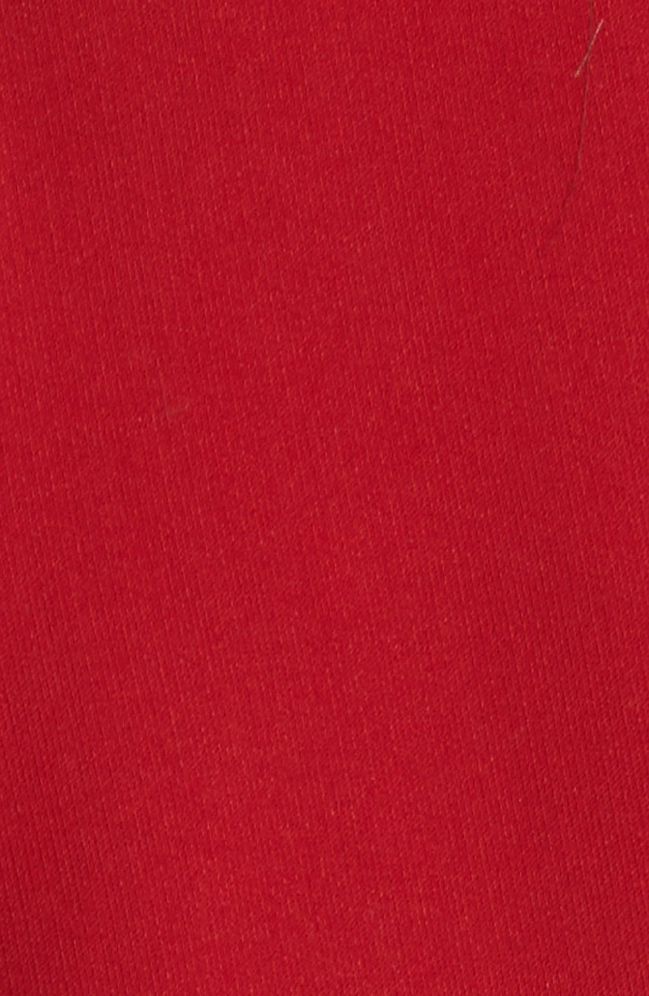 Micah Ruffle Cold Shoulder Dress,                             Alternate thumbnail 5, color,                             641
