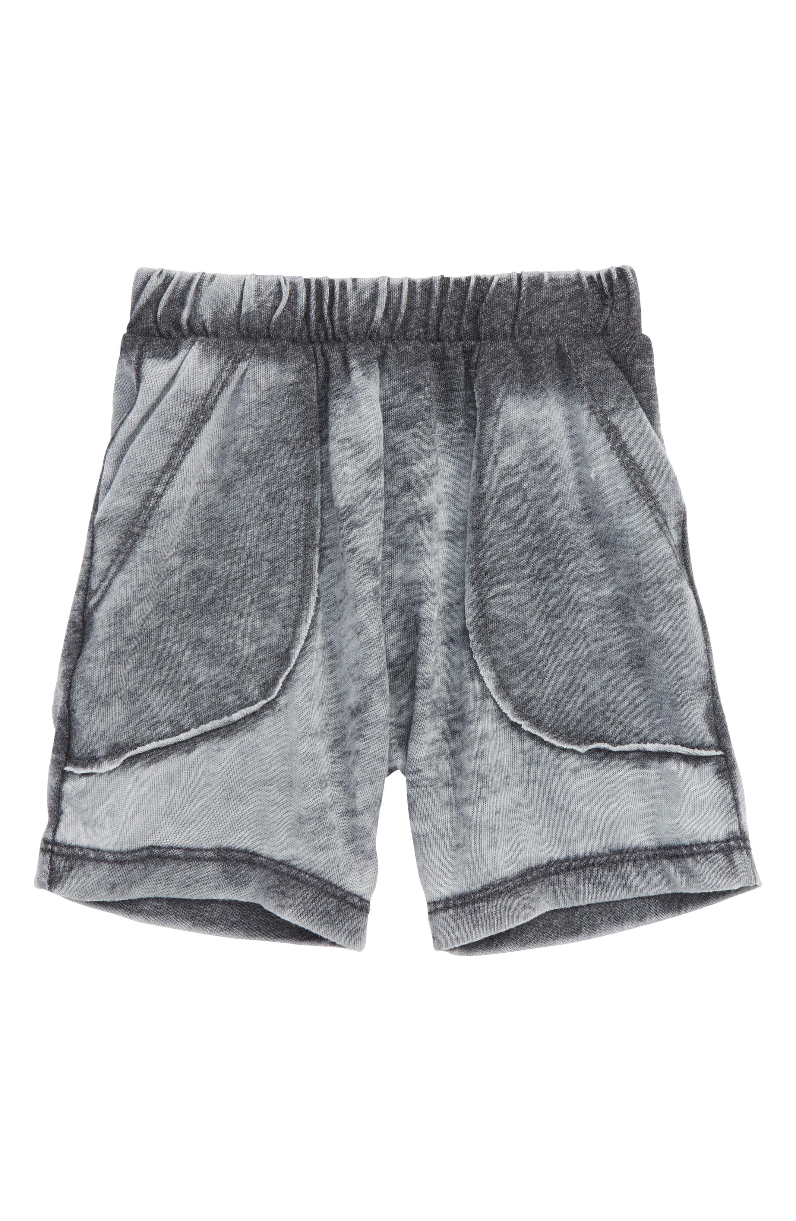 JOAH LOVE Knit Shorts, Main, color, 020
