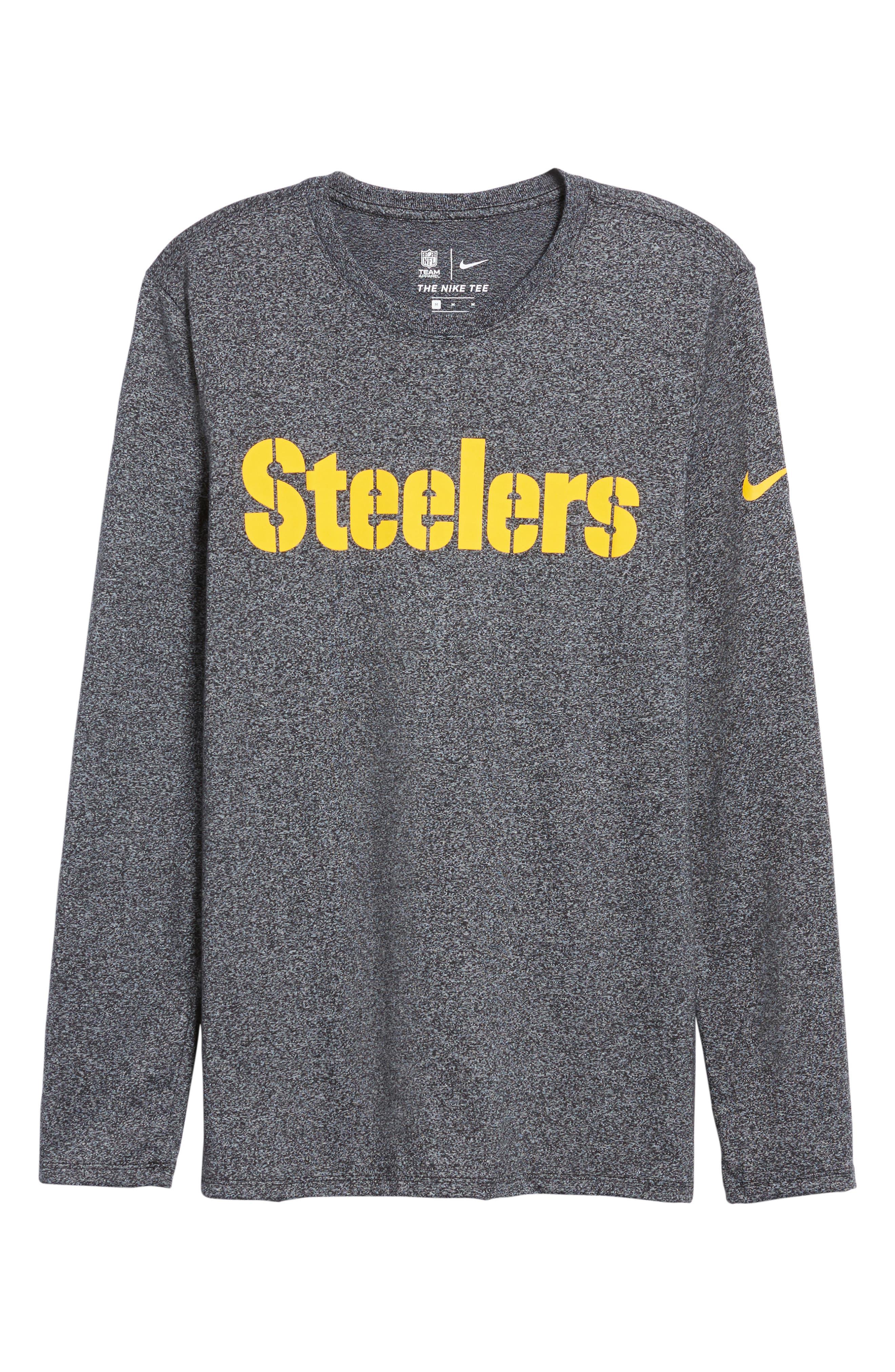 NFL Graphic Long Sleeve T-Shirt,                             Alternate thumbnail 42, color,
