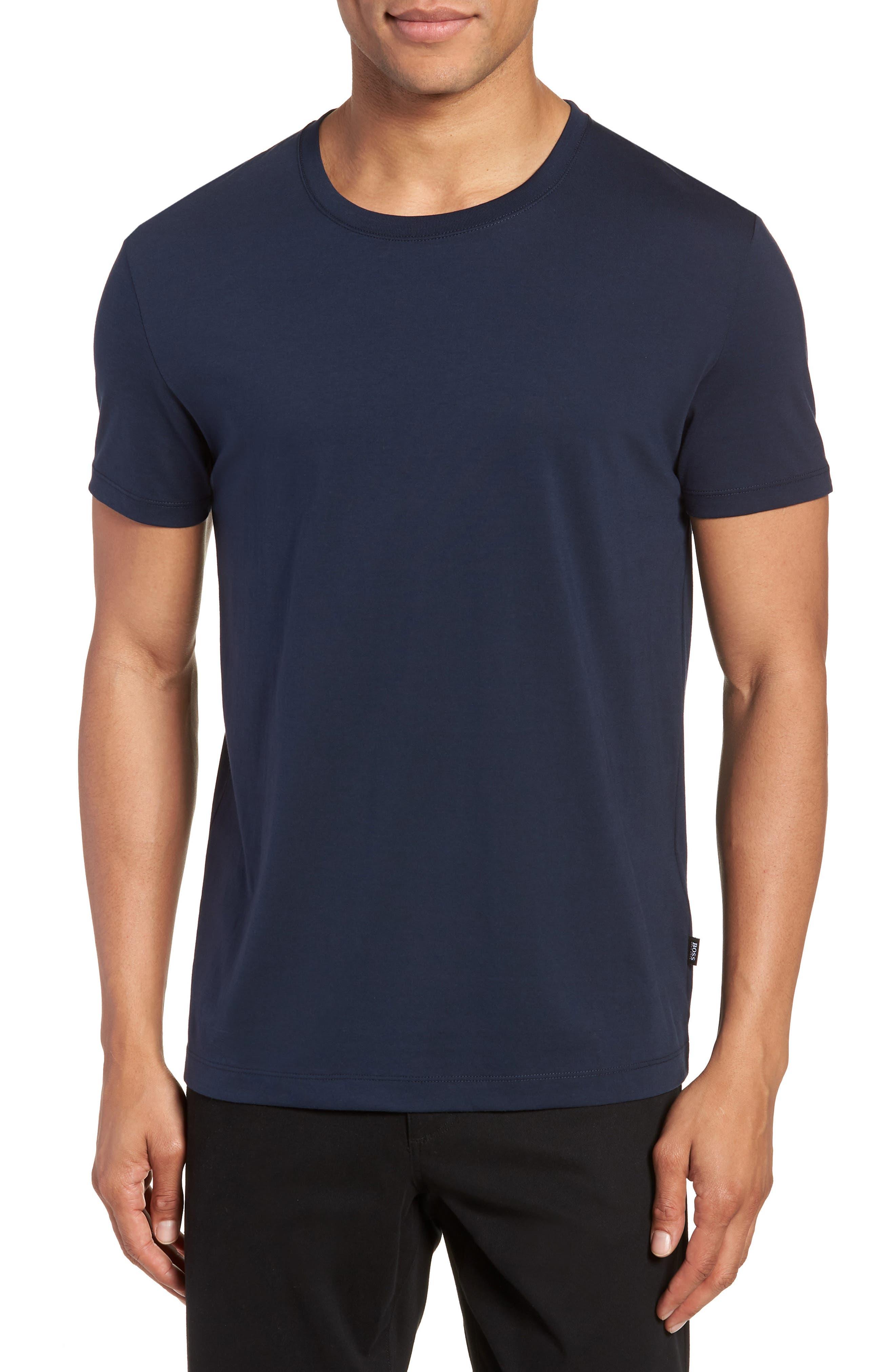 Tiburt Regular Fit Crewneck T-Shirt,                             Main thumbnail 3, color,