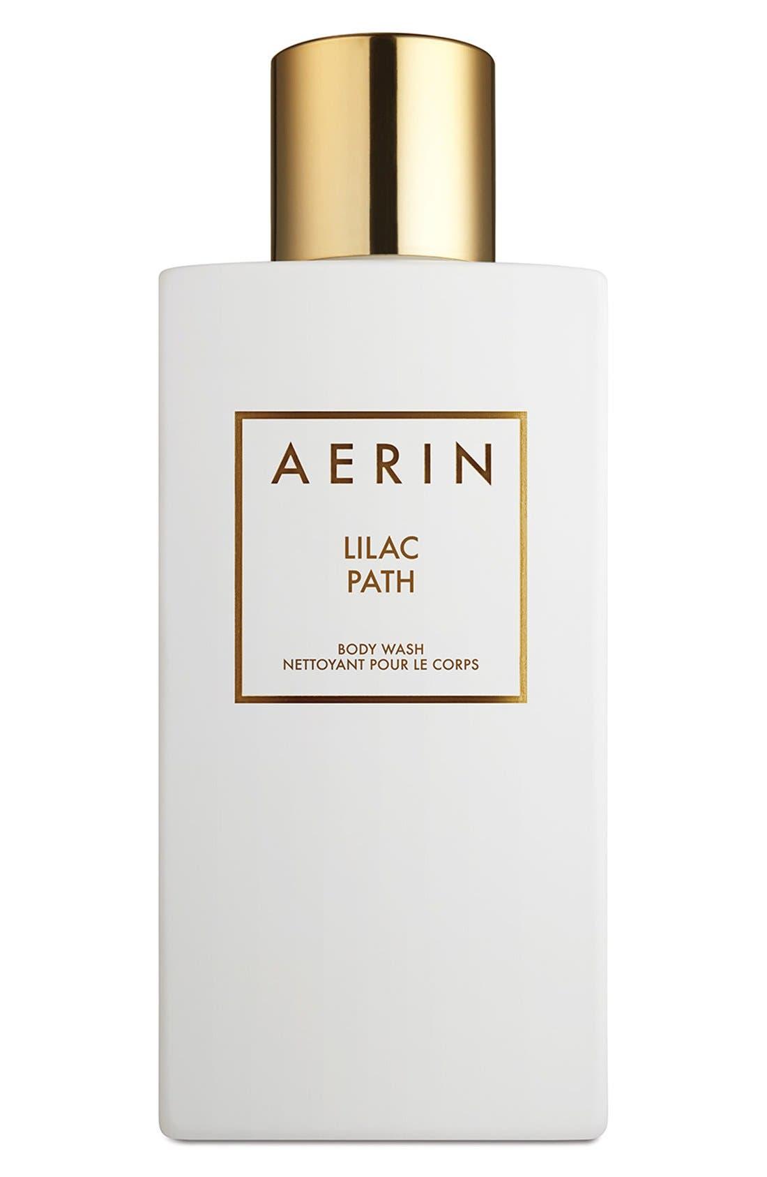 AERIN Beauty Lilac Path Body Wash,                             Main thumbnail 1, color,
