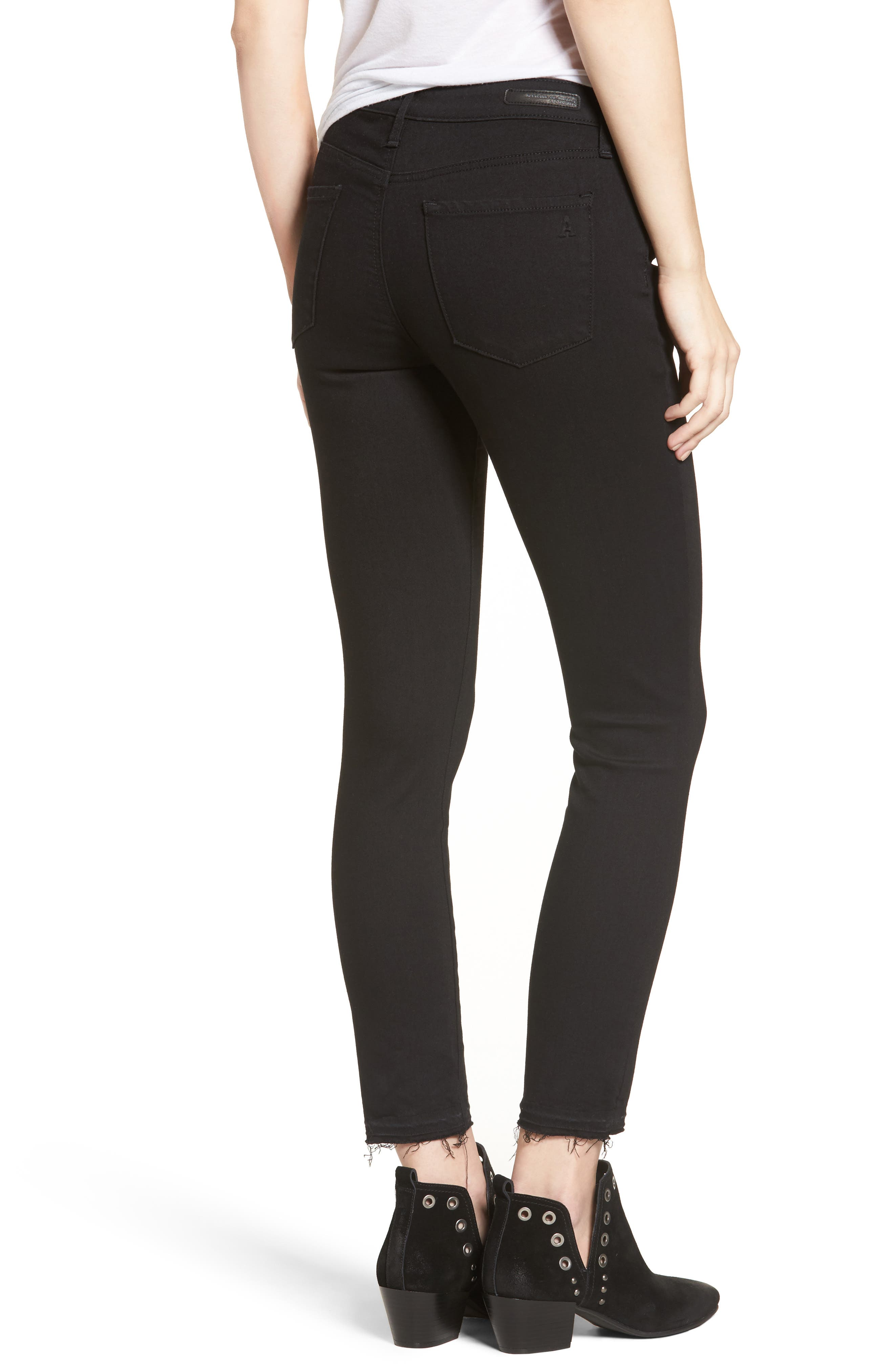 Carly Crop Skinny Jeans,                             Alternate thumbnail 2, color,