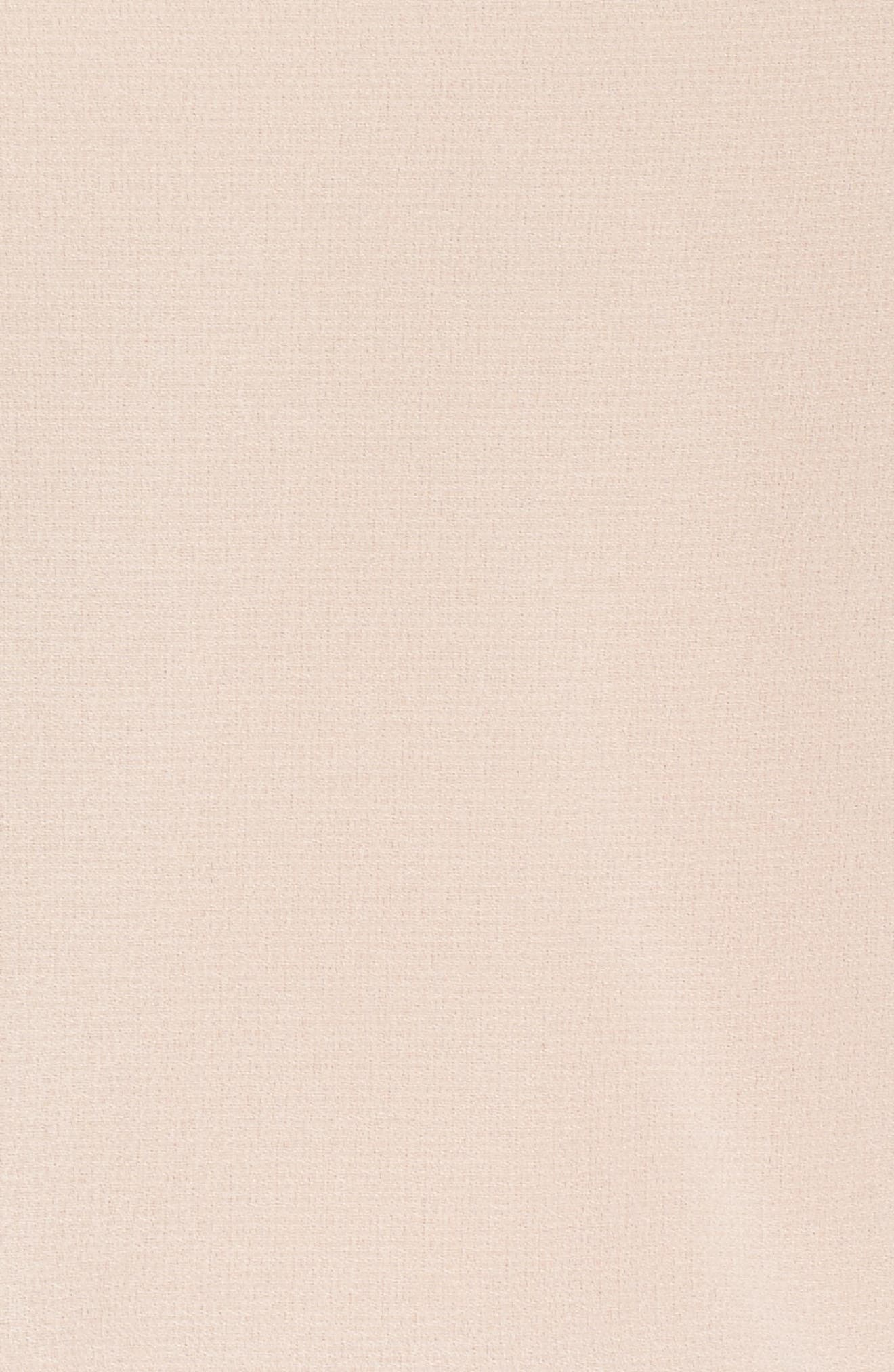 Halter Neck Chiffon Blouson Gown,                             Alternate thumbnail 10, color,