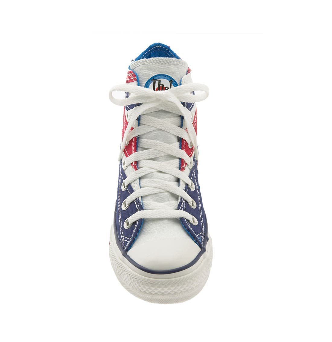 Chuck Taylor<sup>®</sup> 'Rock Hi - The Who' Sneaker,                             Alternate thumbnail 4, color,                             158