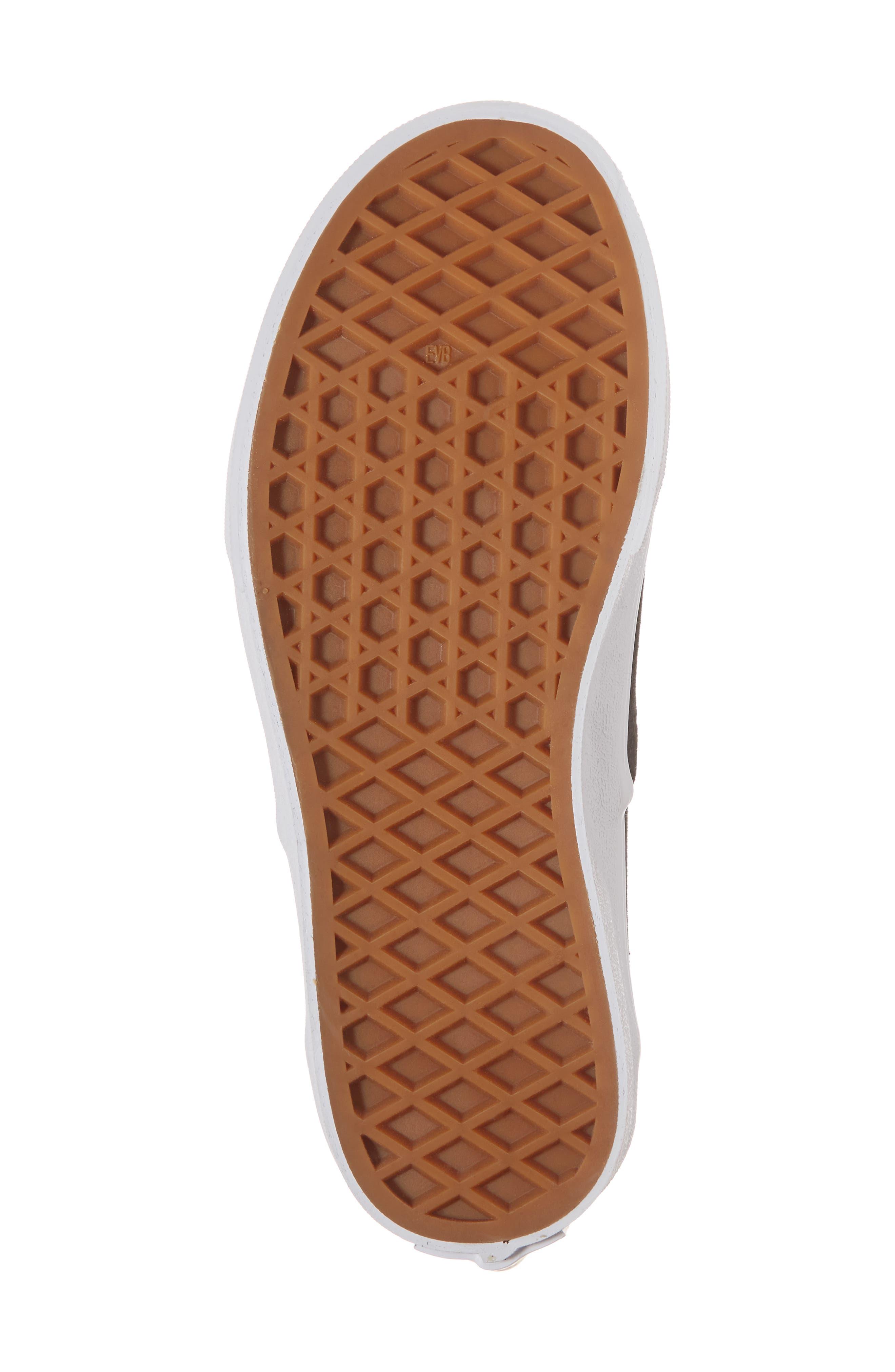 Authentic Sneaker,                             Alternate thumbnail 6, color,                             001