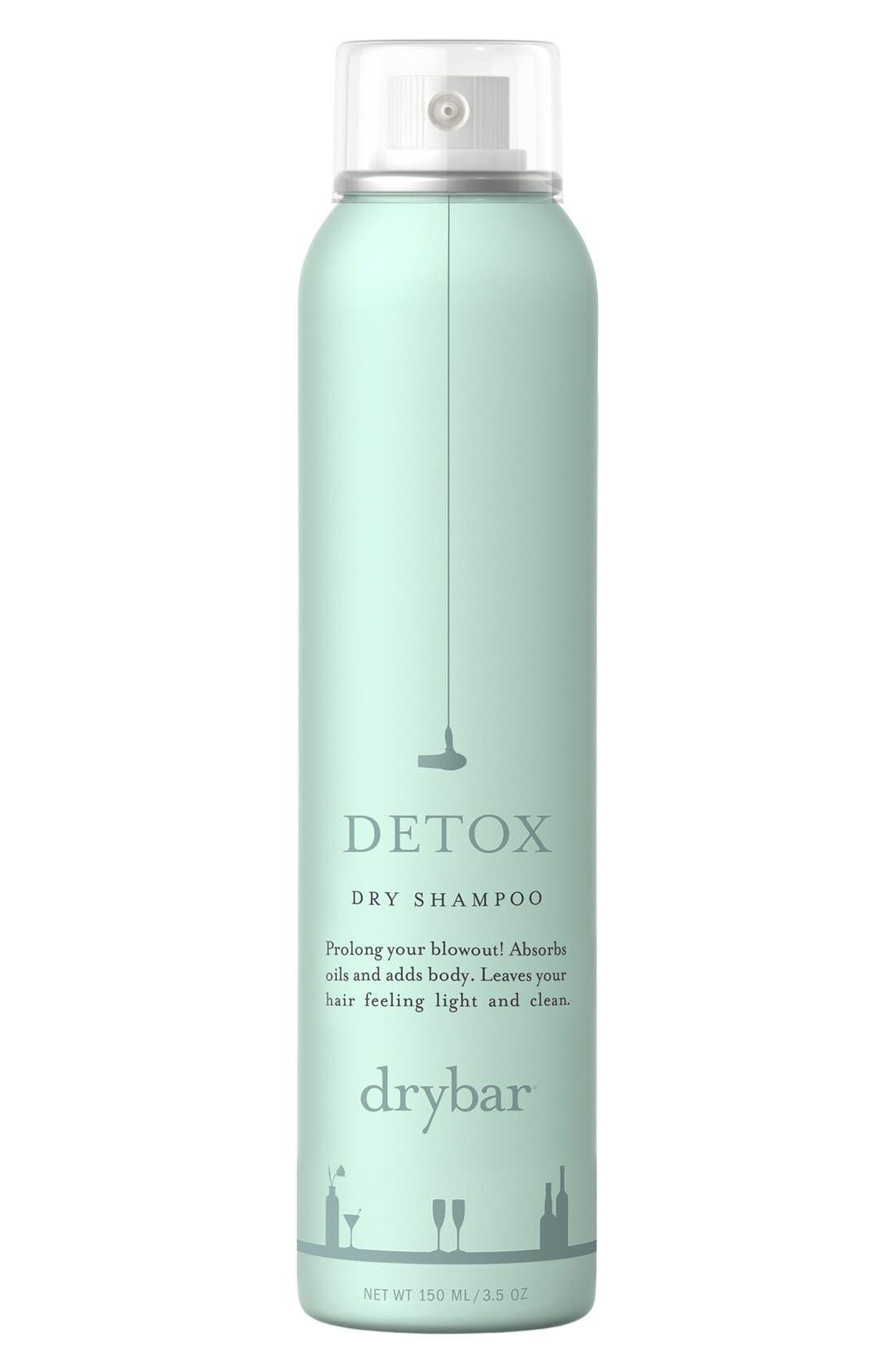 Detox Original Scent Dry Shampoo,                             Alternate thumbnail 5, color,                             NO COLOR