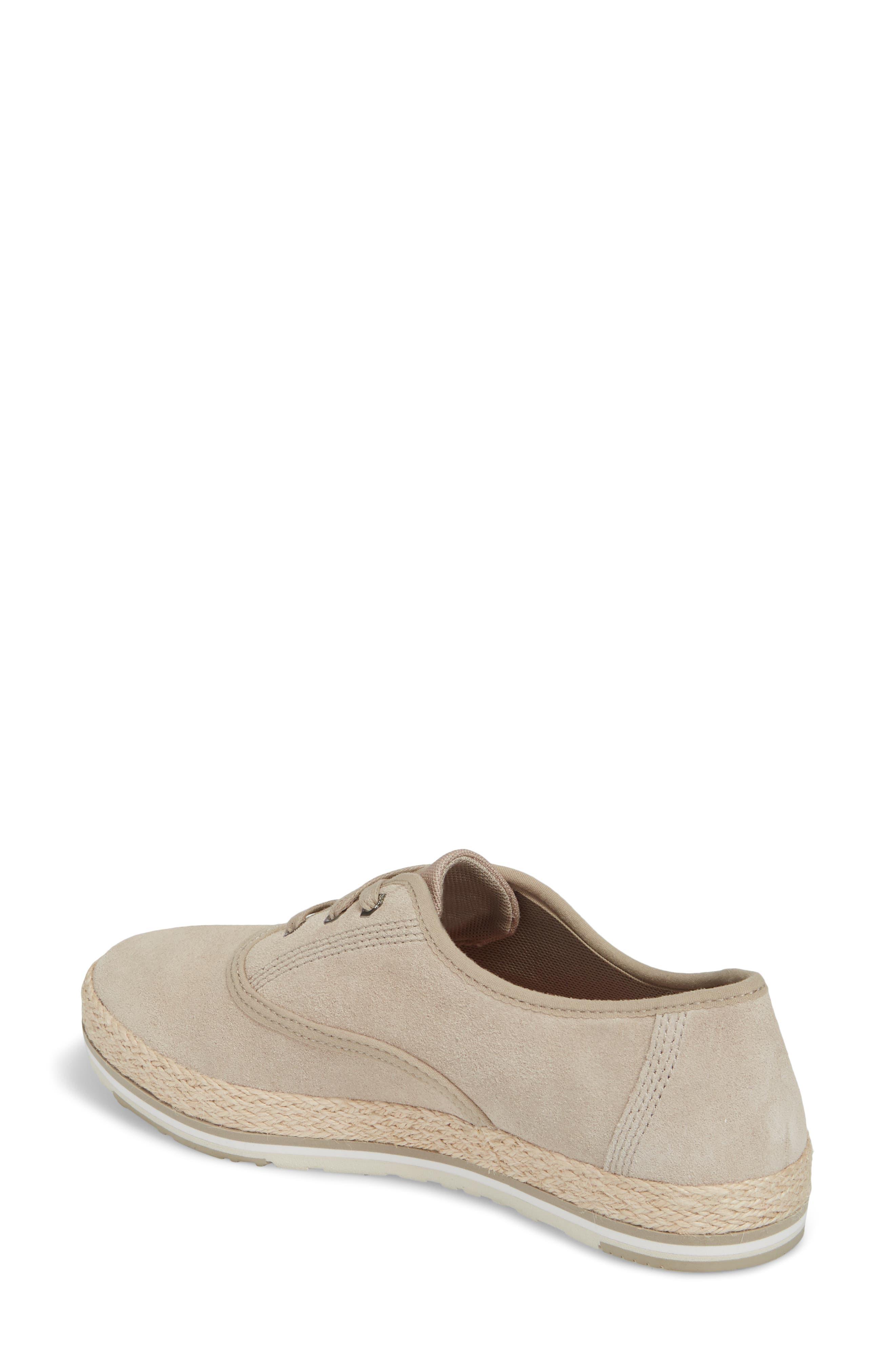 Eivissa Sea Oxford Sneaker,                             Alternate thumbnail 2, color,                             270