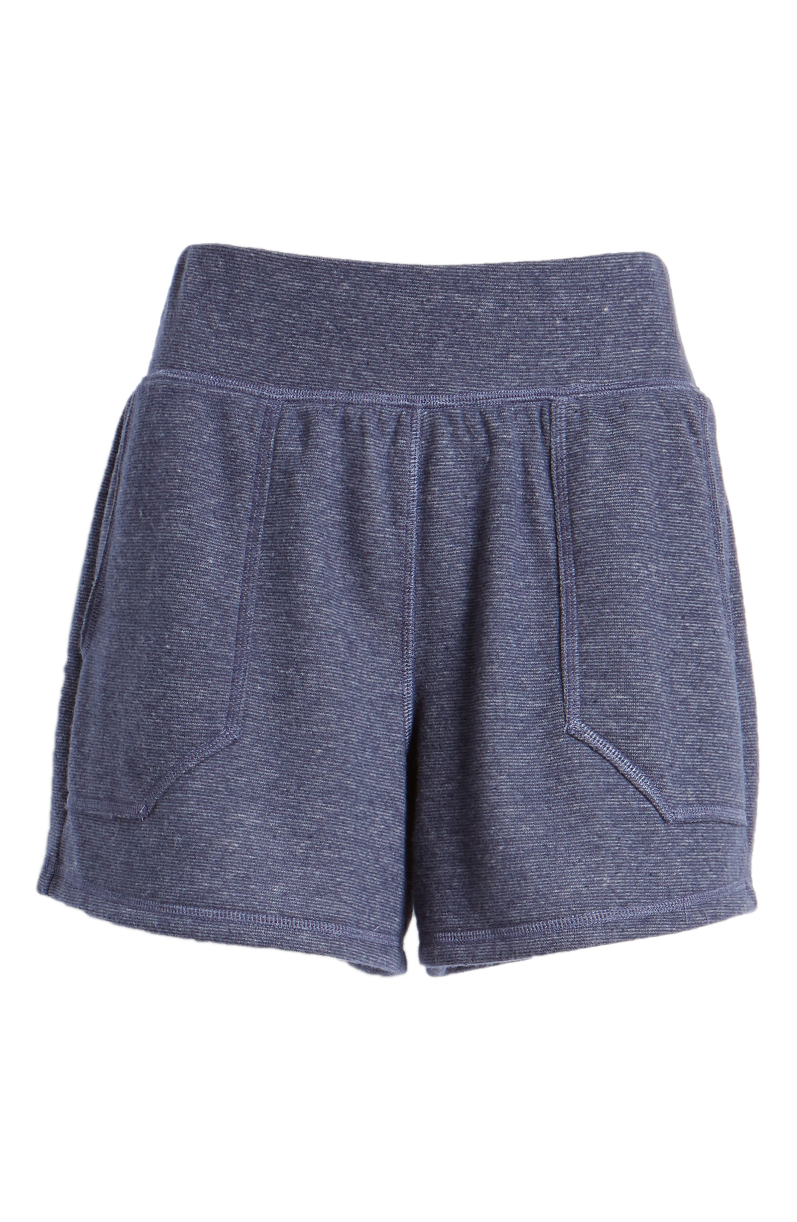 Off-Duty French Terry Shorts,                             Alternate thumbnail 30, color,