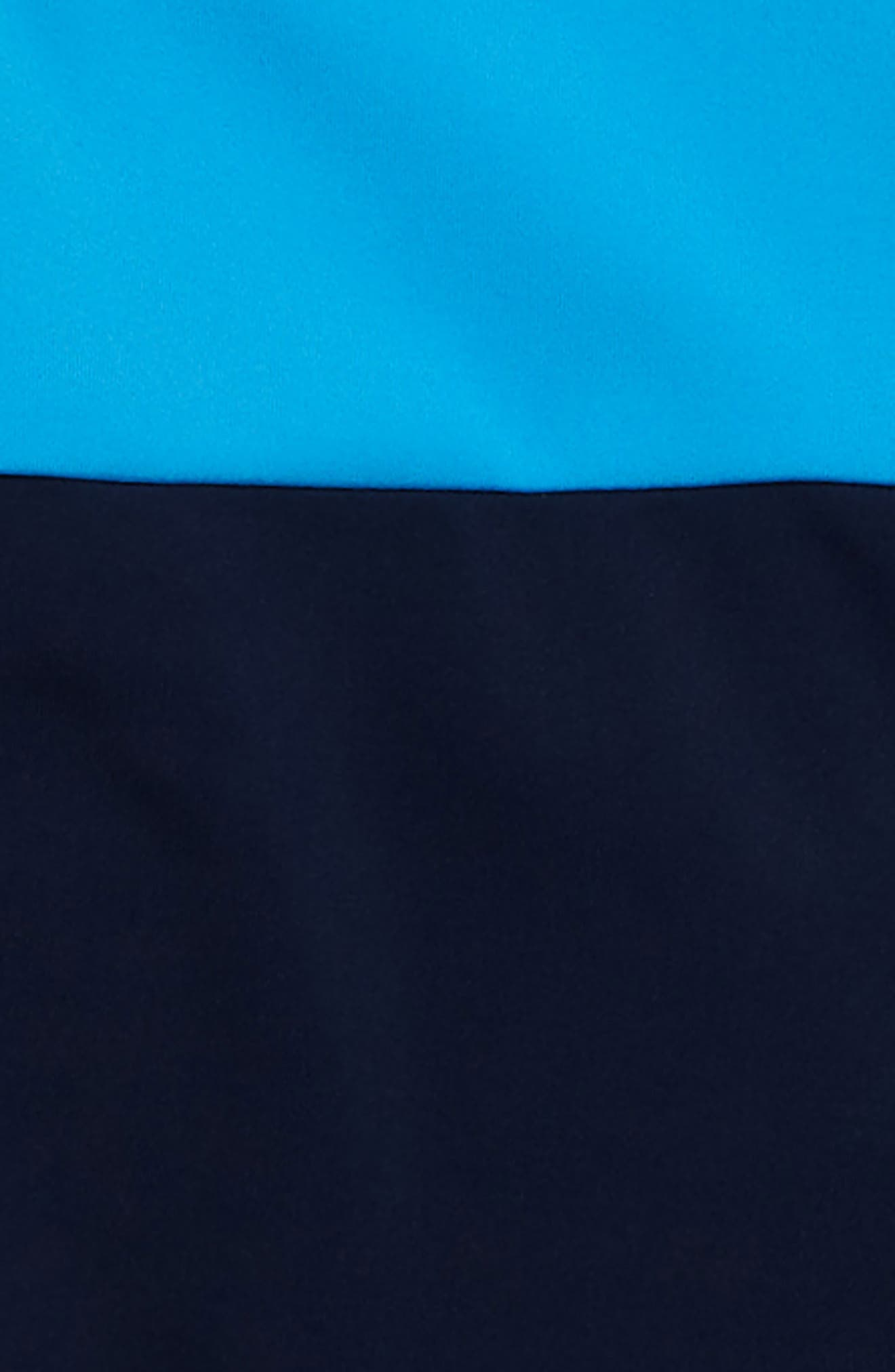 Side Stripe Track Jacket,                             Alternate thumbnail 2, color,                             NAVY MARITIME