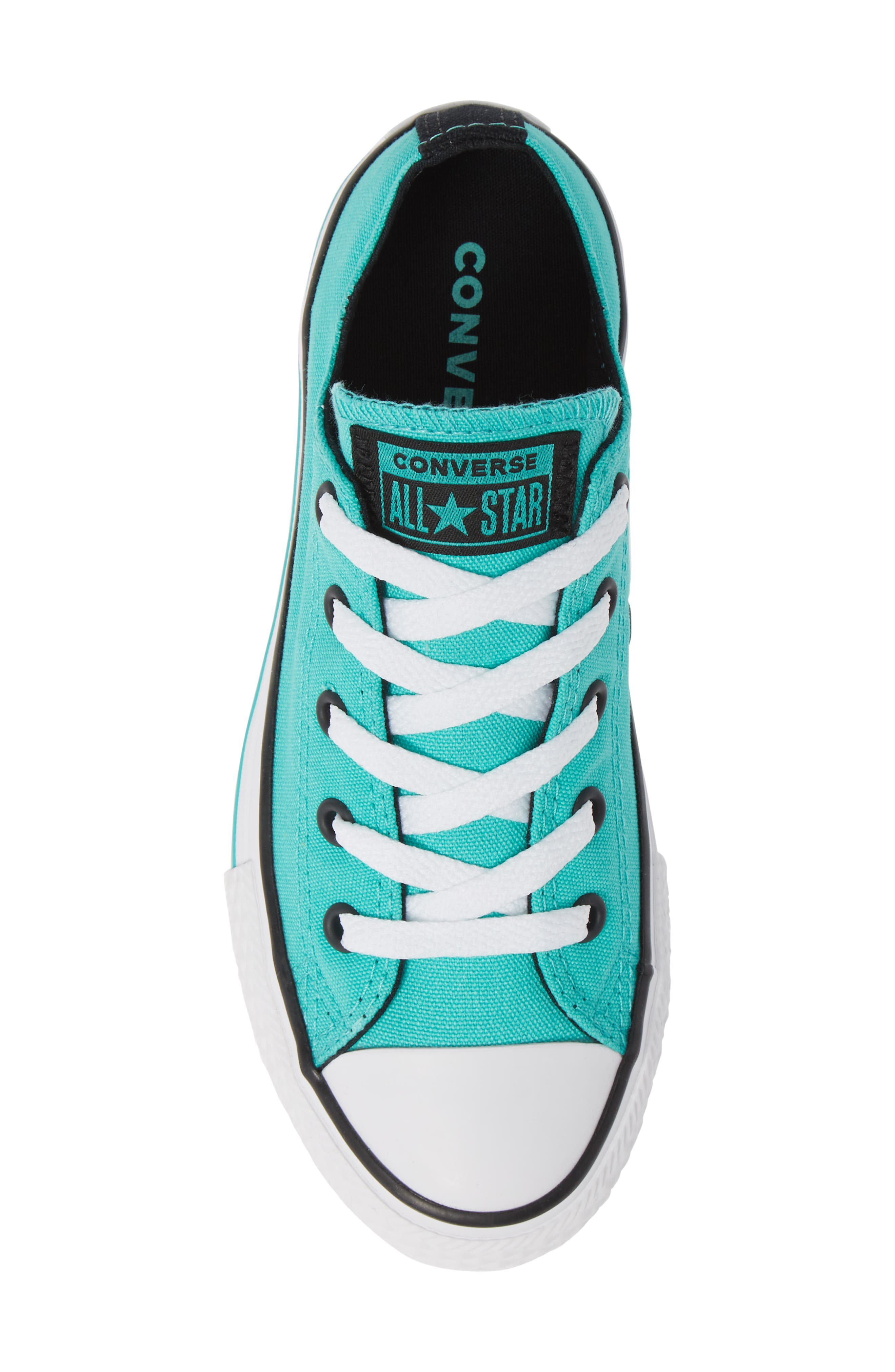 Chuck Taylor<sup>®</sup> Sneaker,                             Alternate thumbnail 5, color,                             PURE TEAL