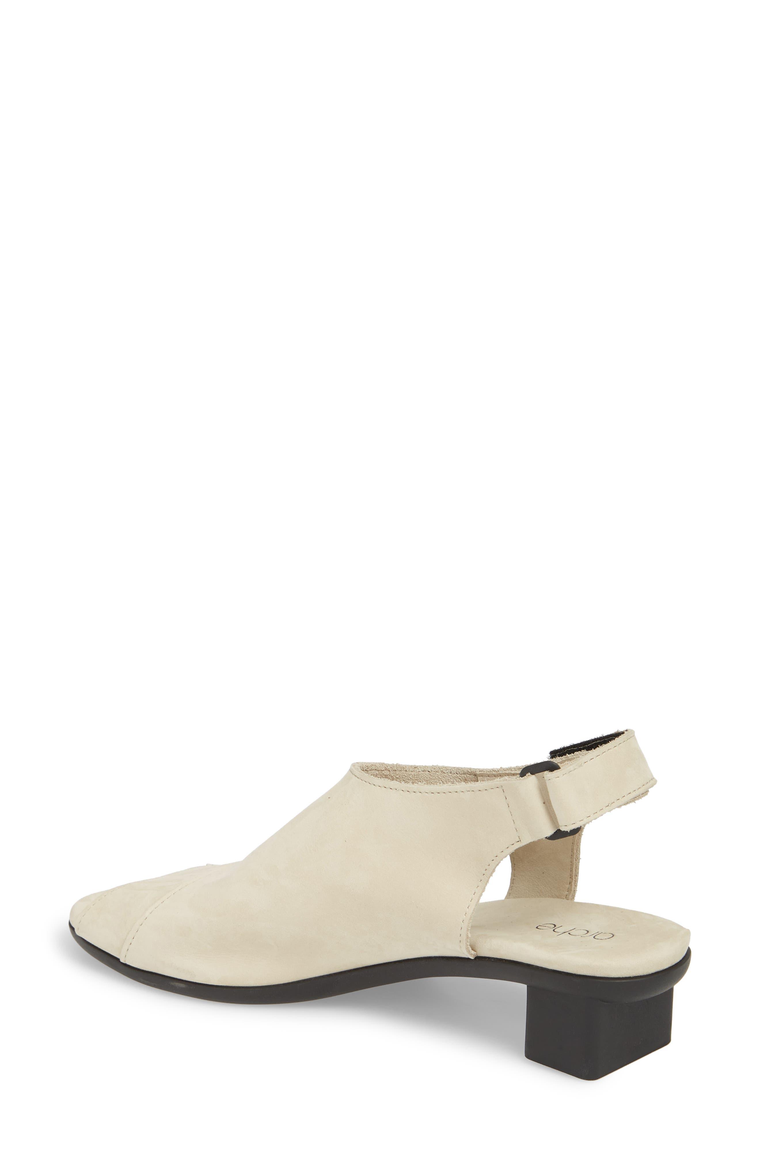 Obibbi Asymmetrical Slingback Sandal,                             Alternate thumbnail 4, color,