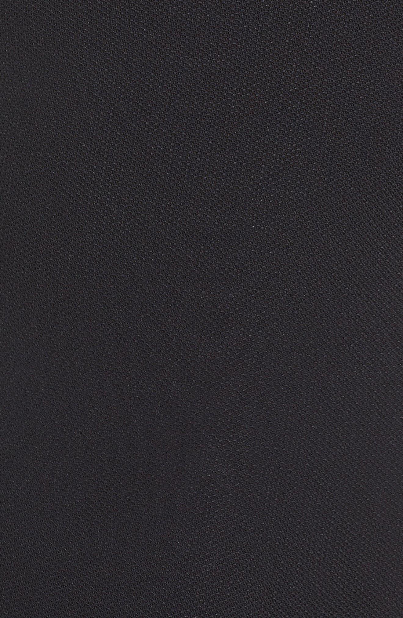 Jules Bodysuit,                             Alternate thumbnail 5, color,                             BLACK