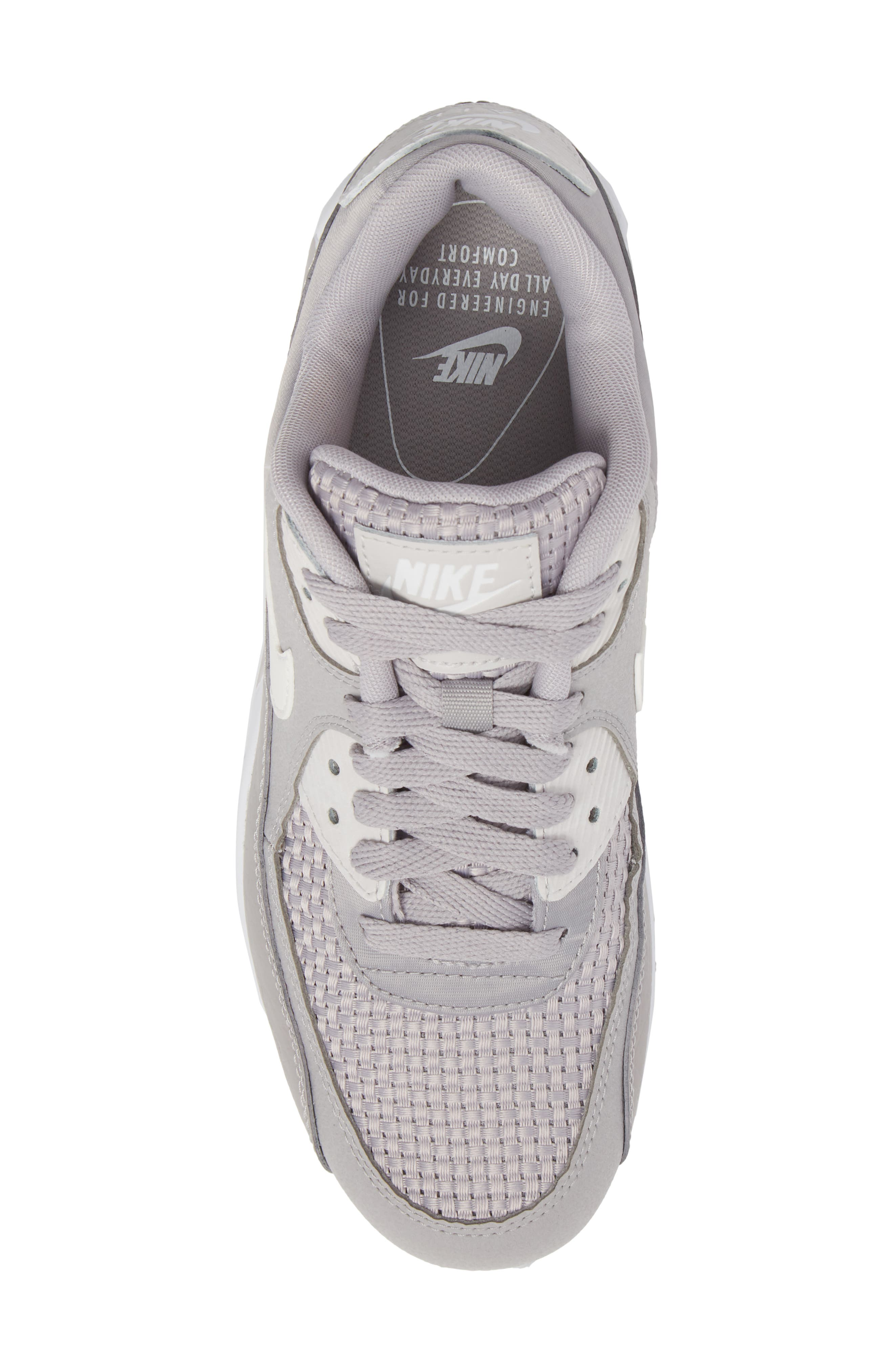 Air Max 90 SE Sneaker,                             Alternate thumbnail 37, color,