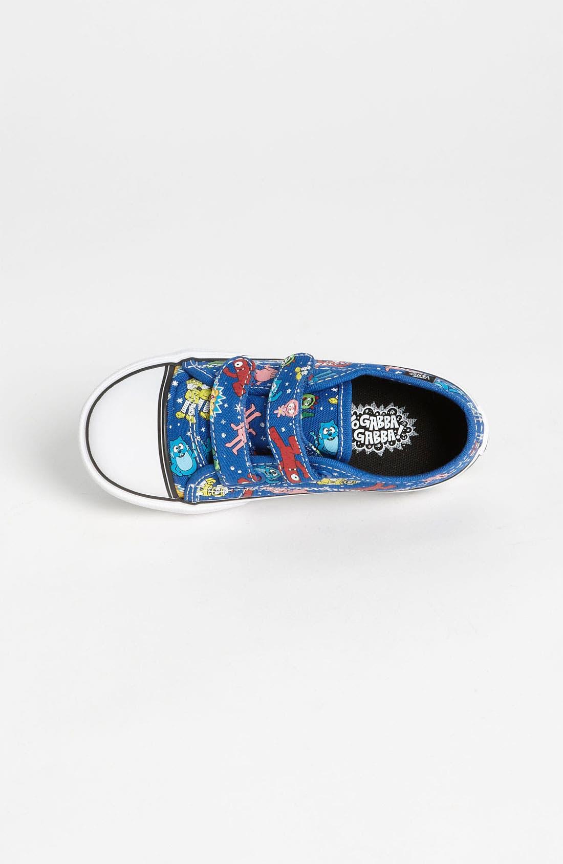 'Big School - Yo Gabba Gabba!<sup>™</sup>' Sneaker,                             Alternate thumbnail 4, color,                             400