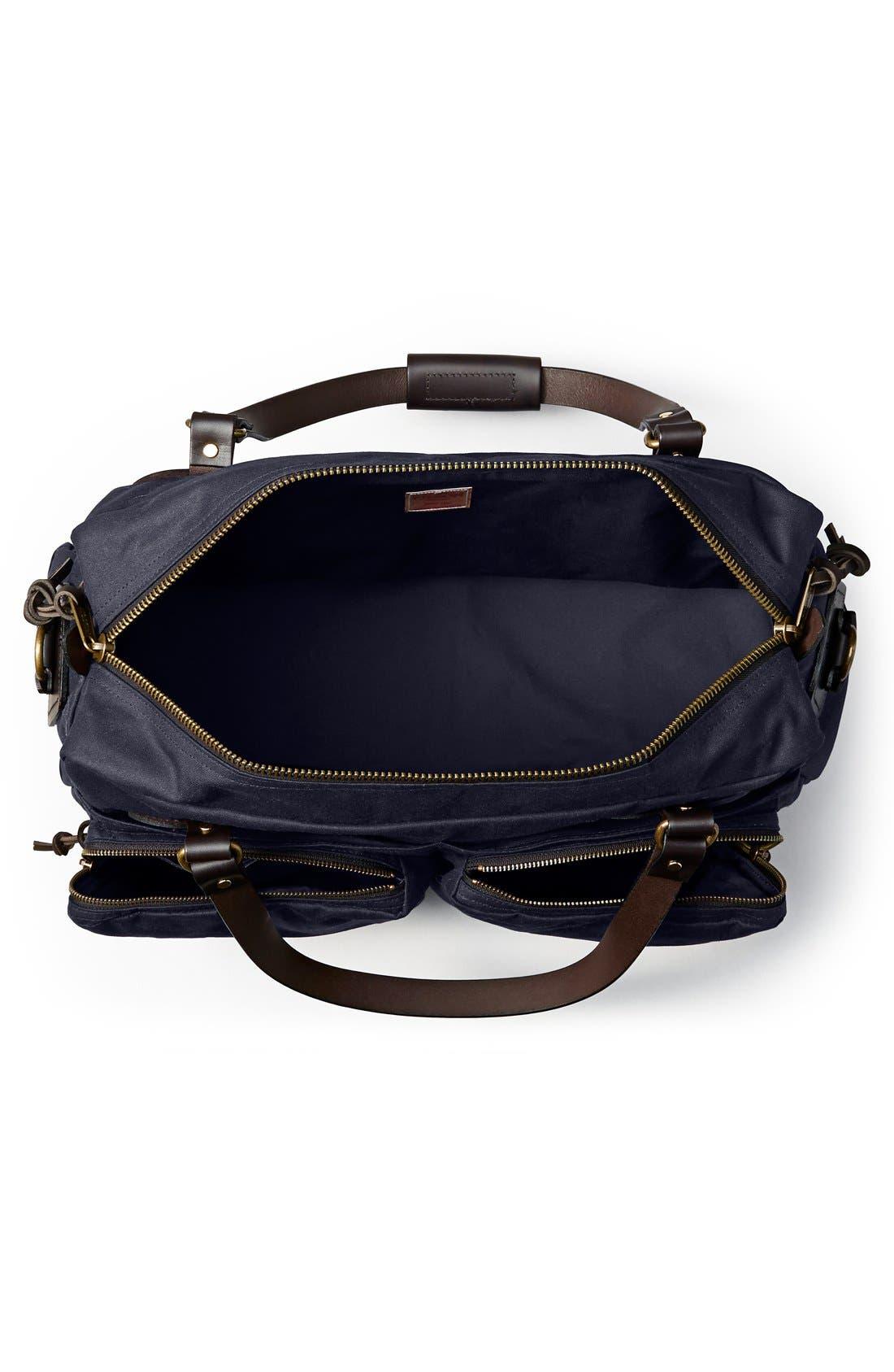 '48-Hour' Duffel Bag,                             Alternate thumbnail 4, color,                             NAVY