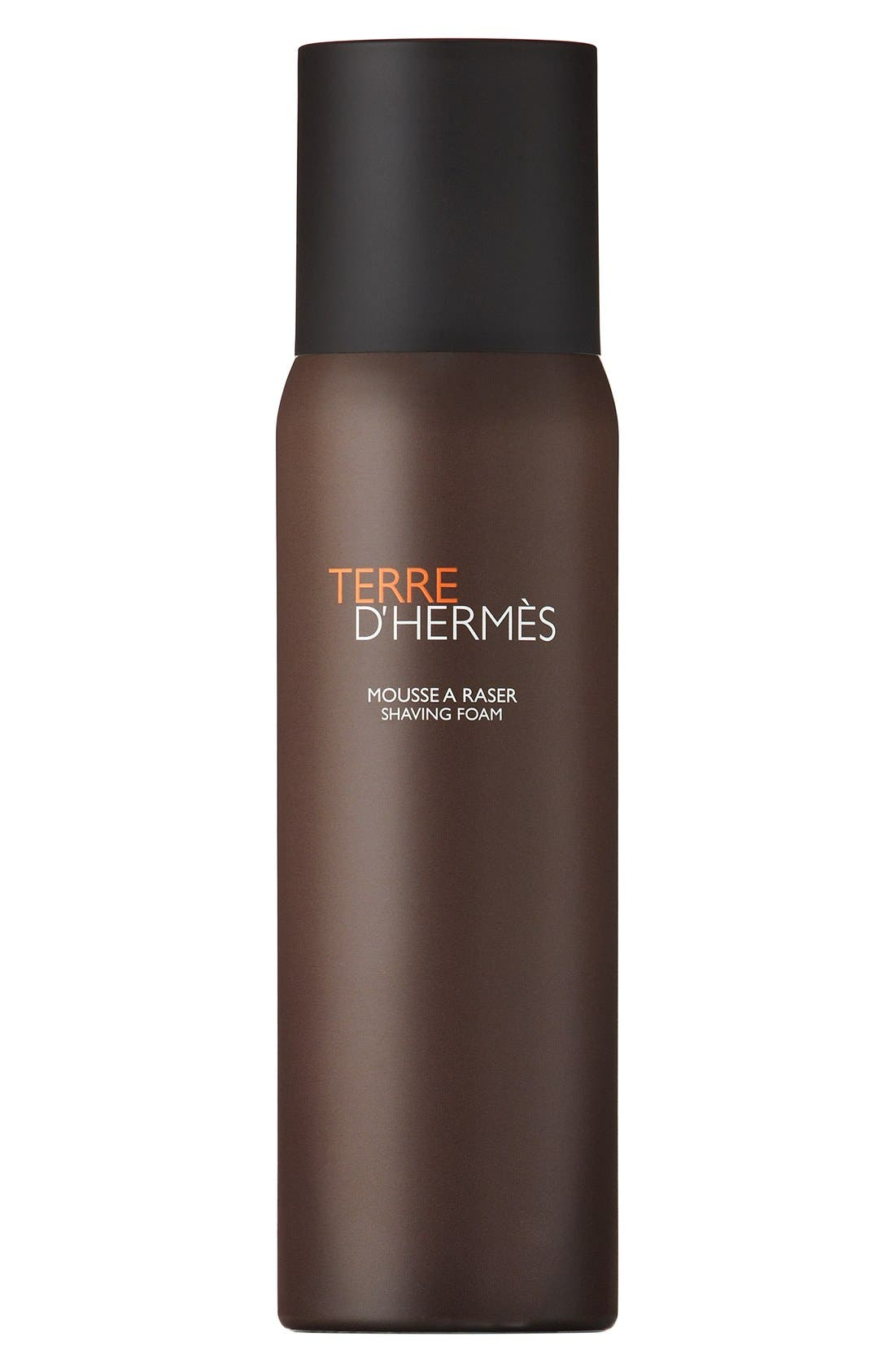 Terre d'Hermès - Shaving foam,                             Main thumbnail 1, color,                             000