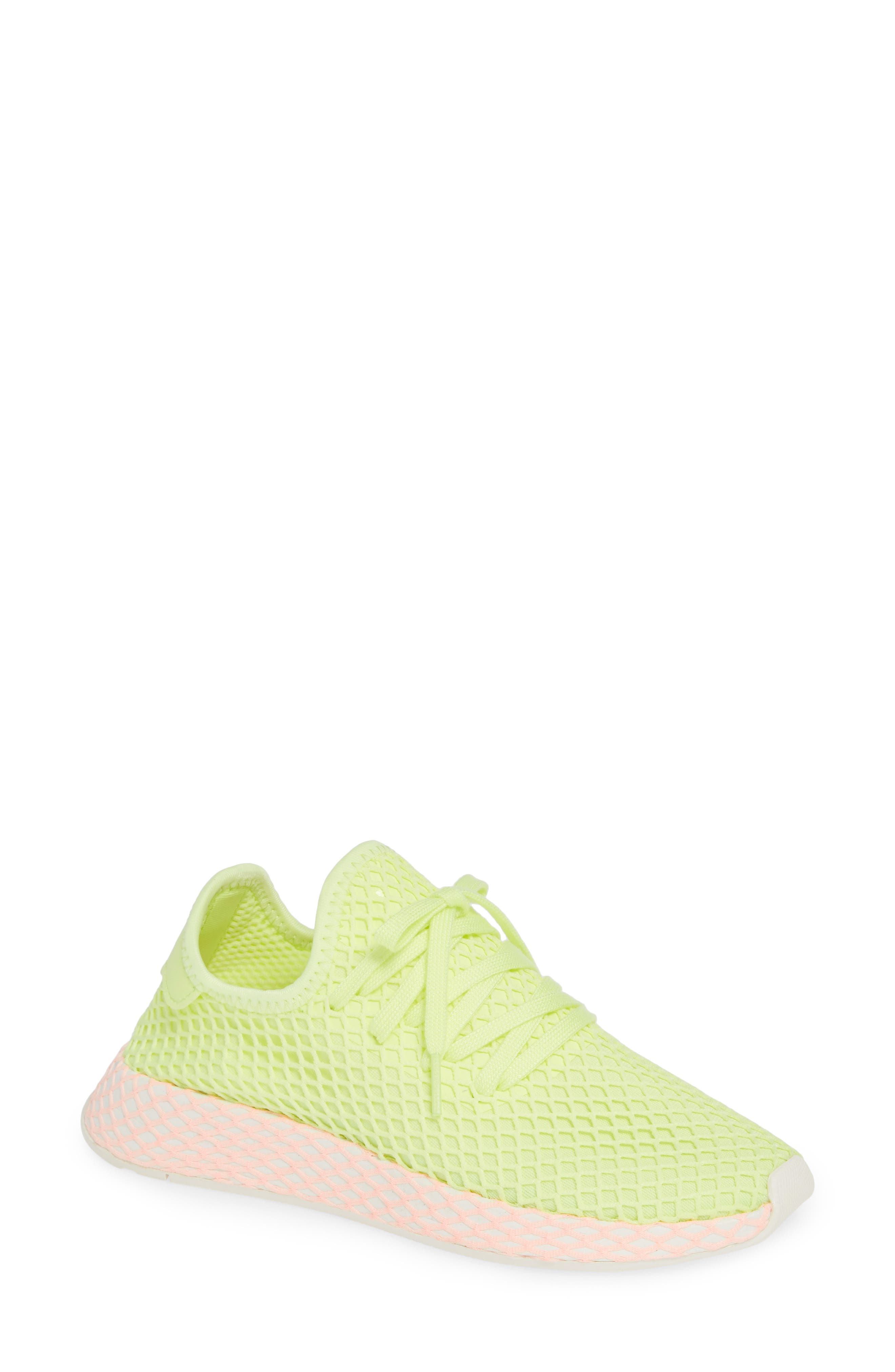 Deerupt Runner Sneaker,                             Main thumbnail 1, color,                             GLOW/ GLOW/ CLEAR LILAC