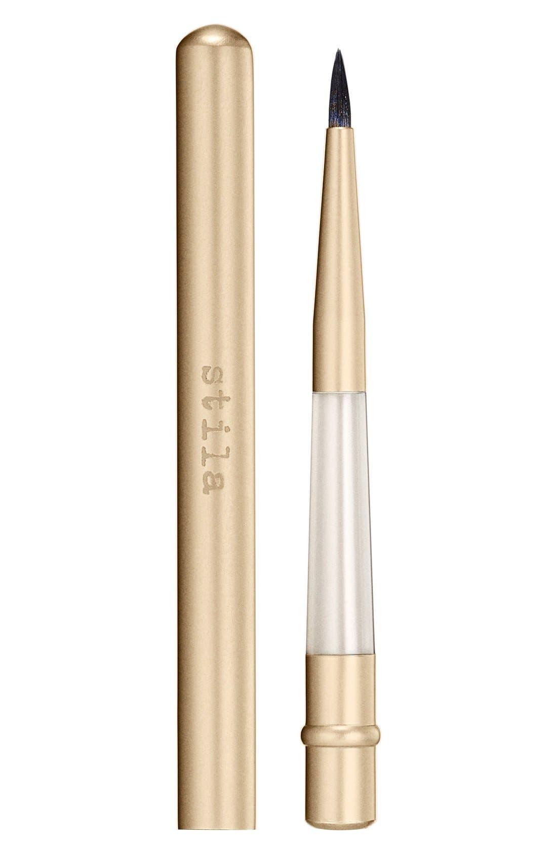 La Quill Precision Eye Liner Brush,                             Main thumbnail 1, color,                             NO COLOR