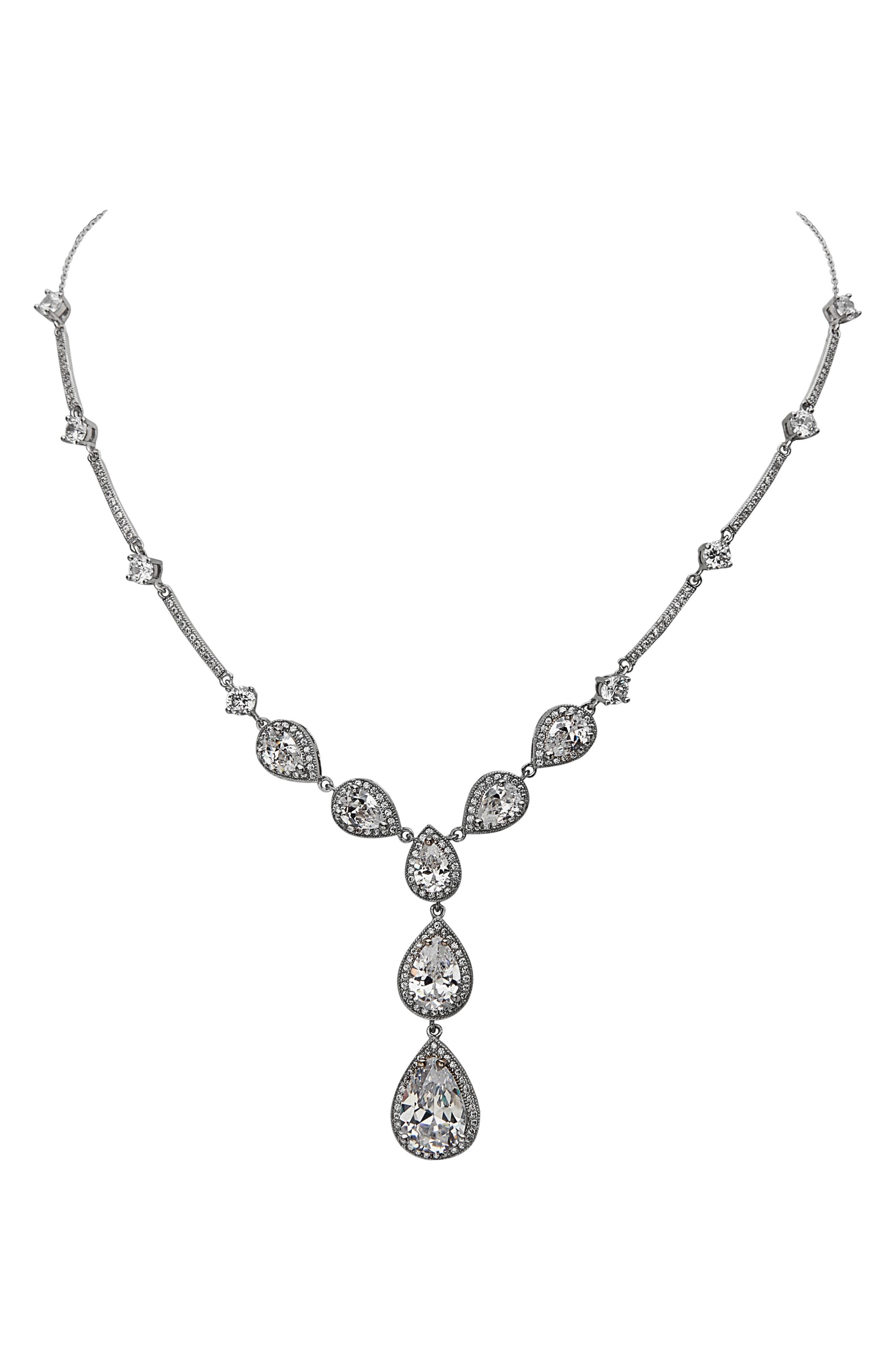 Station Y-Necklace,                             Main thumbnail 1, color,                             040