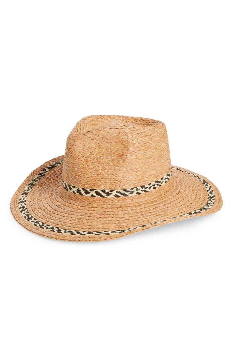 Sole Society Wide Brim Straw Hat  34e326e5e8b