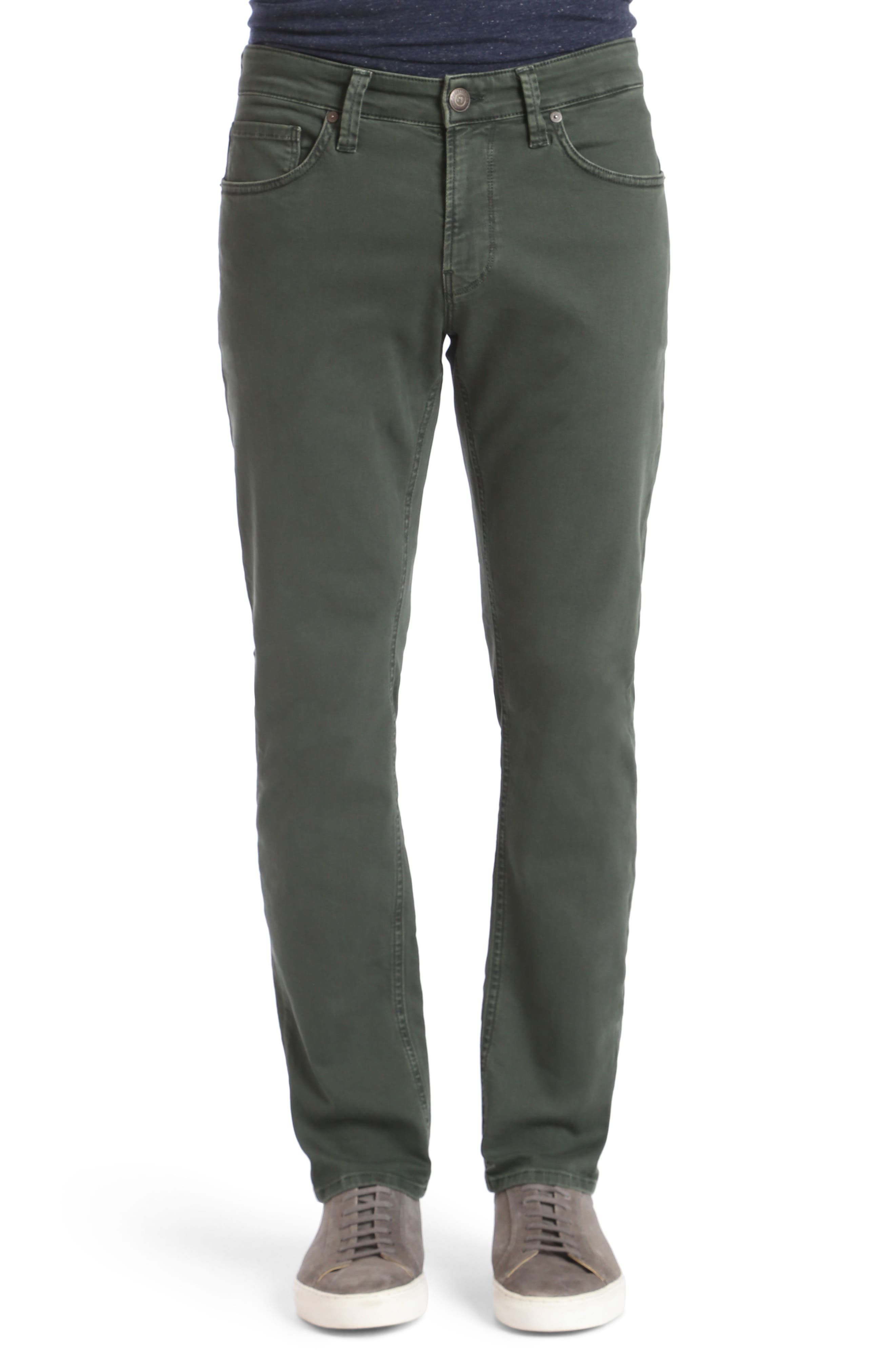 Mavi Jake Slim Fit Jeans,                         Main,                         color, 300