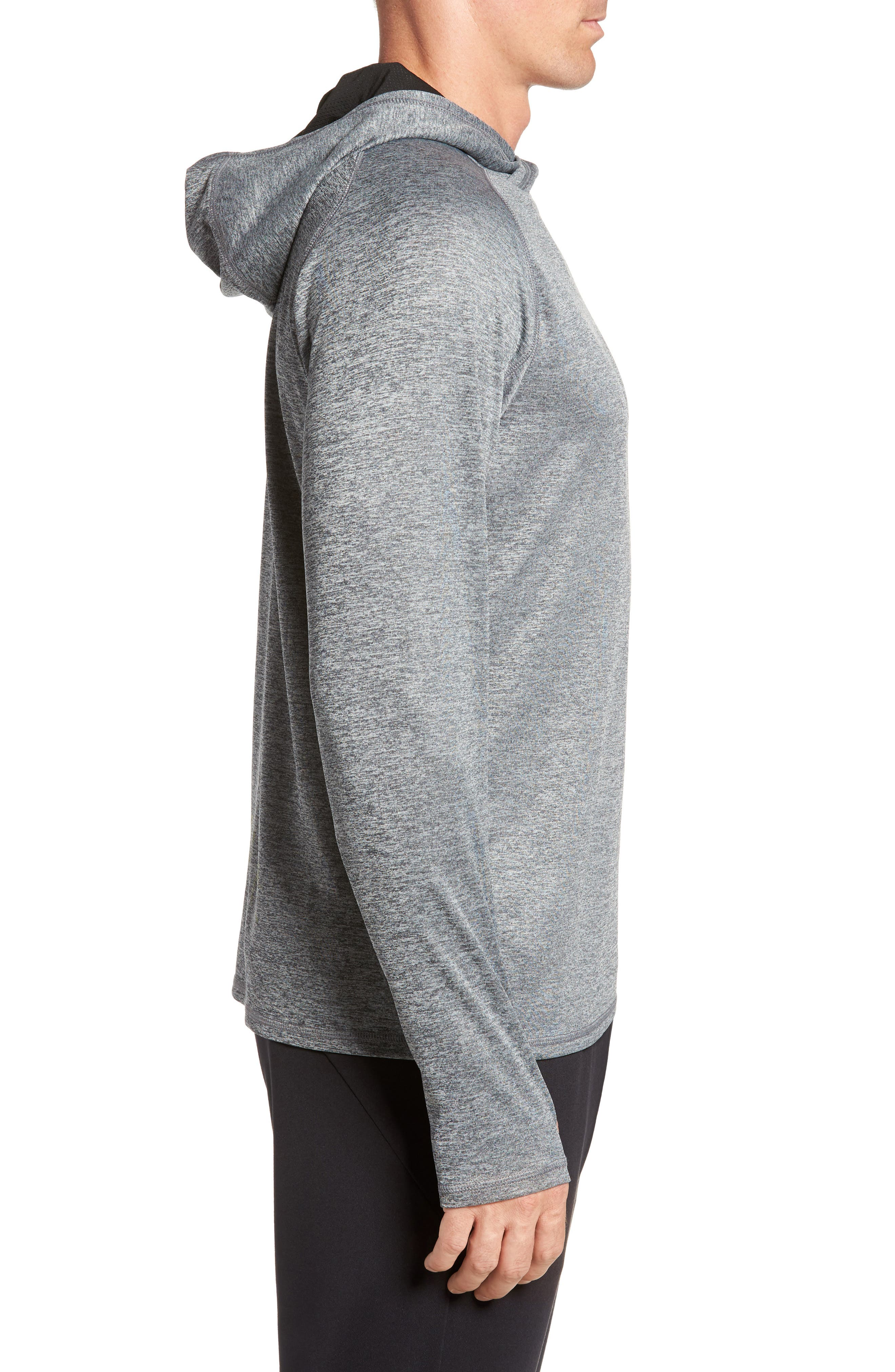 Lightweight Pullover Hoodie,                             Alternate thumbnail 8, color,