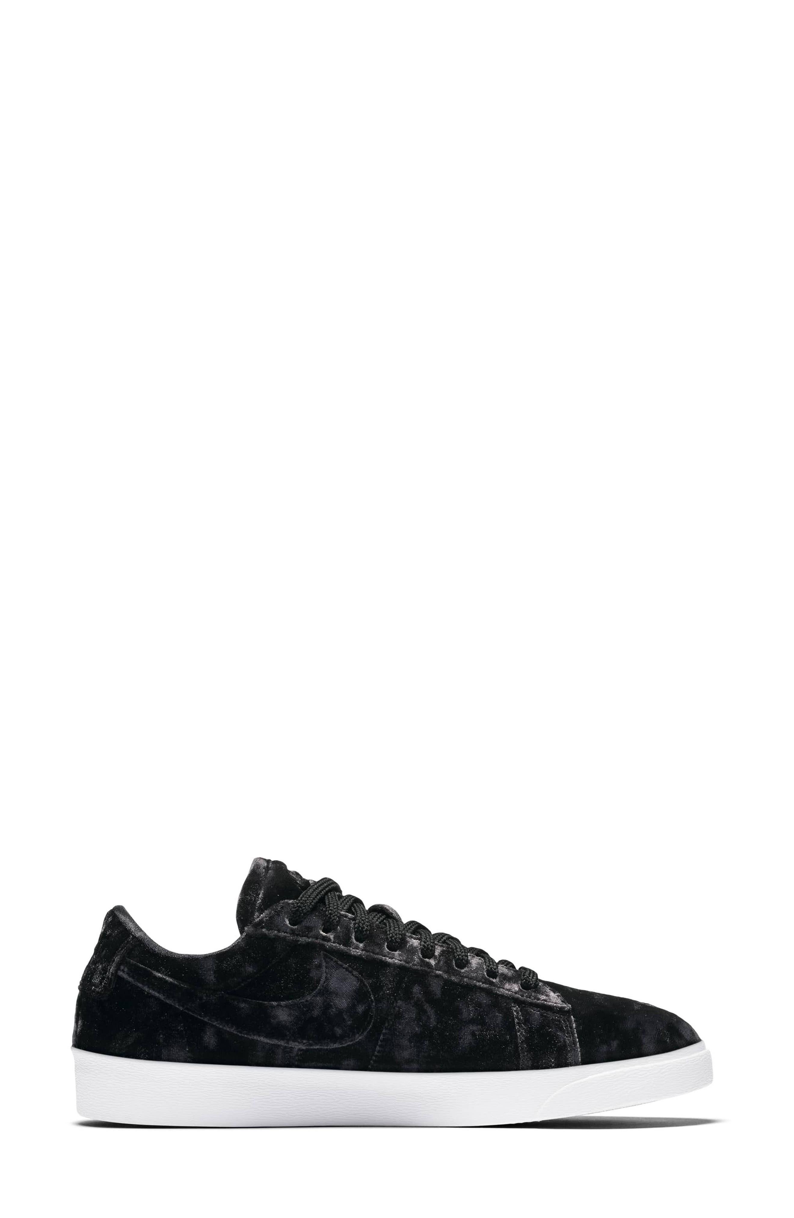 Blazer Low X Sneaker,                             Alternate thumbnail 3, color,                             003