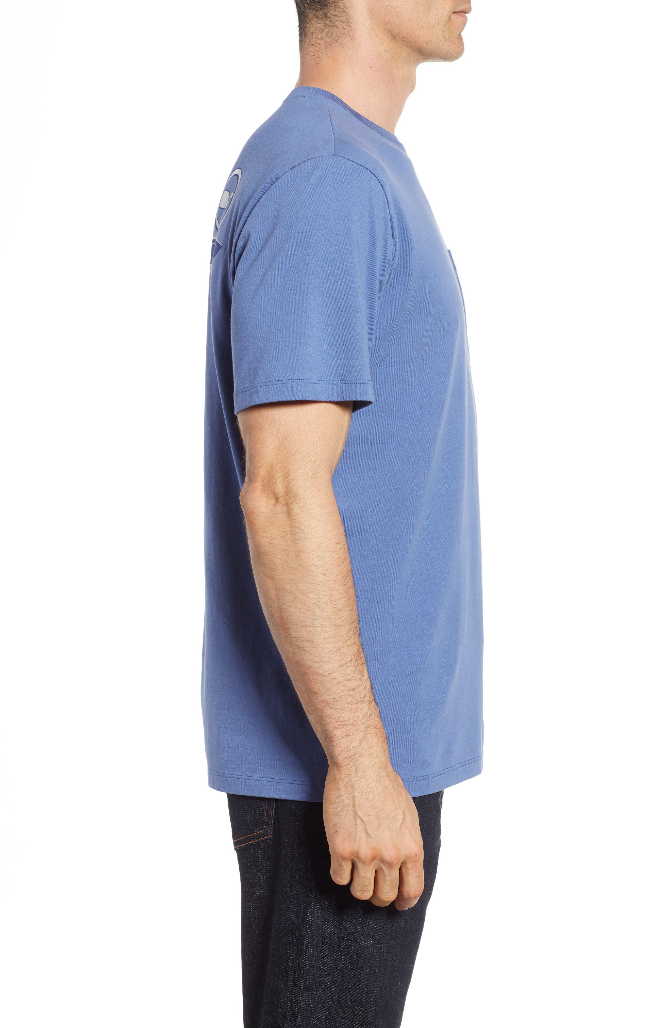 American Sportfisher T-Shirt,                             Alternate thumbnail 3, color,