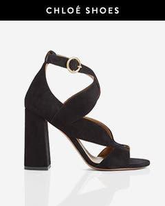Chloé shoes.