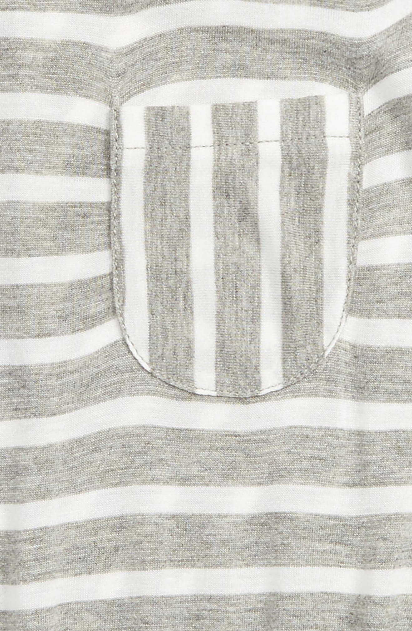 Stripe Pocket Tank,                             Alternate thumbnail 2, color,                             030