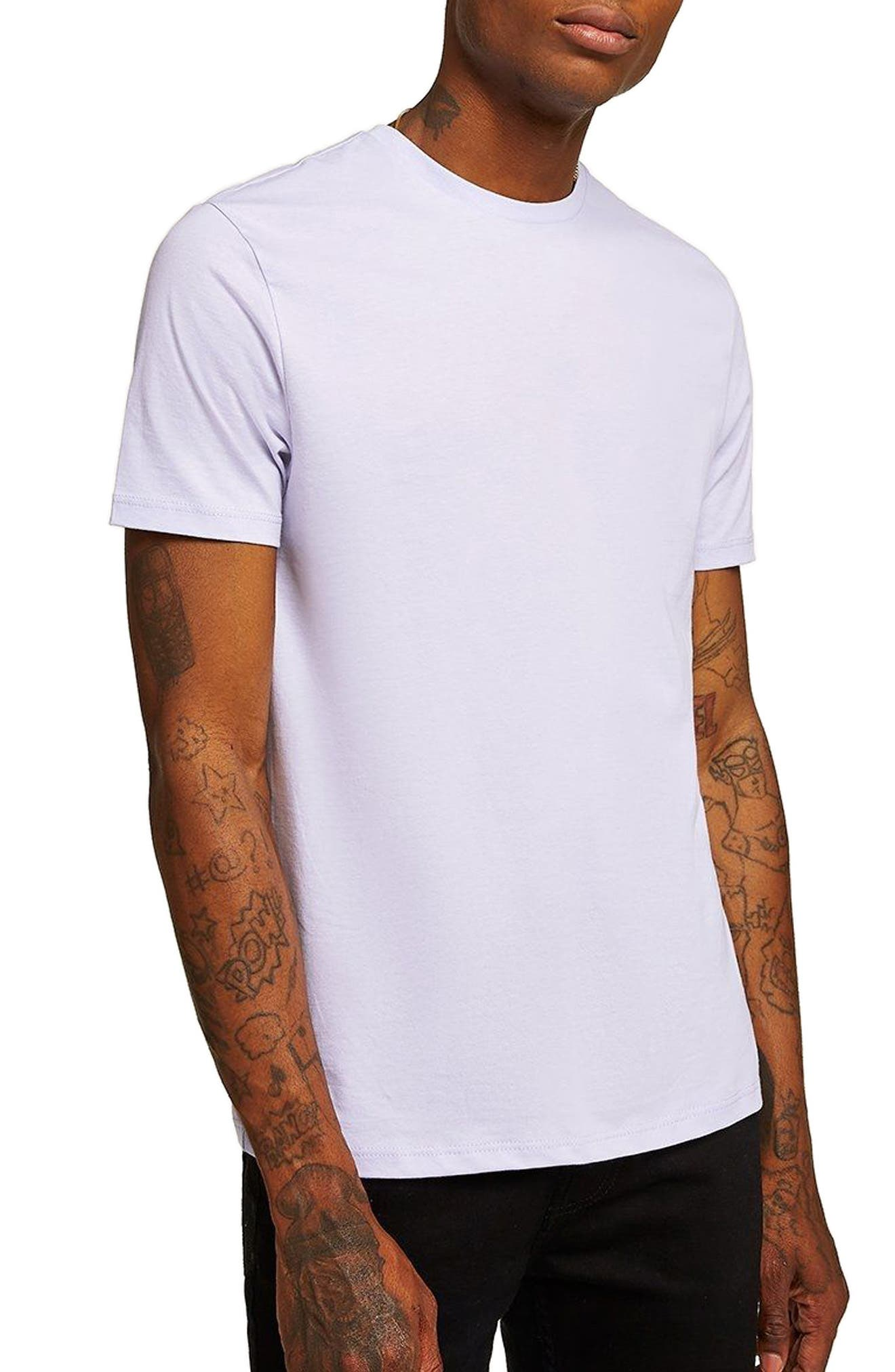 Slim Fit Crewneck T-Shirt,                             Main thumbnail 16, color,