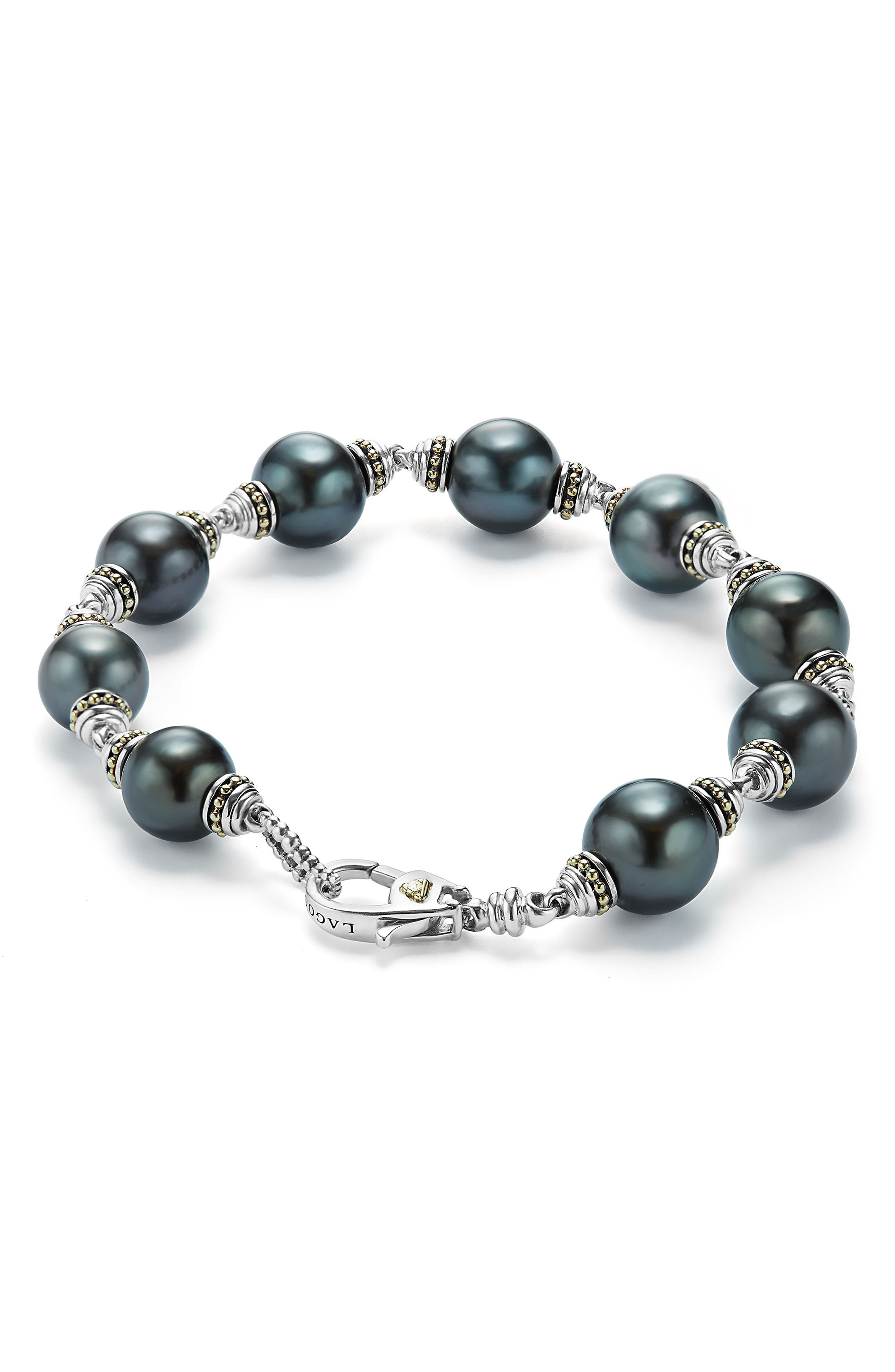 Pearl Bracelet,                             Alternate thumbnail 2, color,                             001