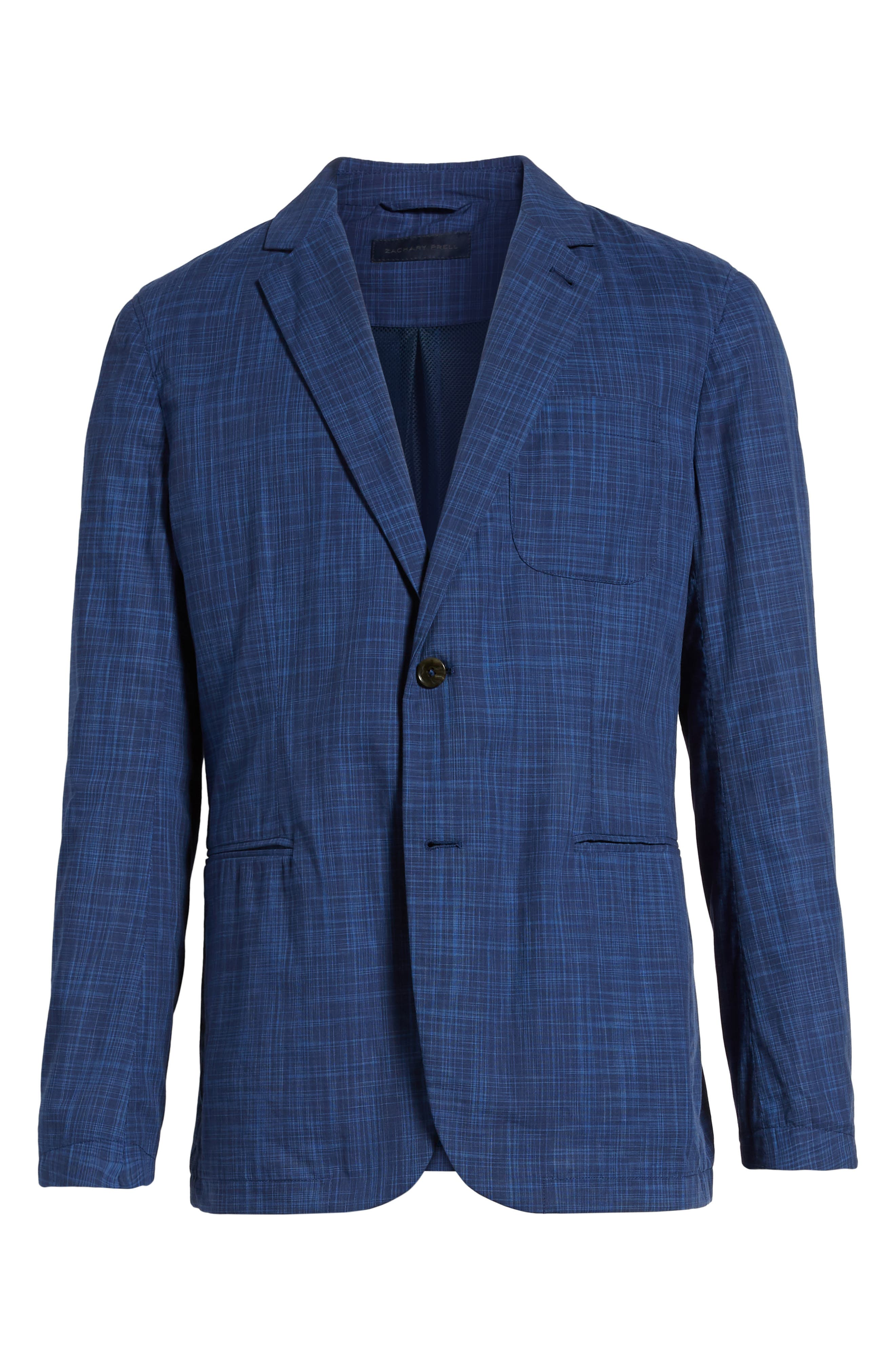 Belmont Regular Fit Sport Coat,                             Alternate thumbnail 5, color,                             400