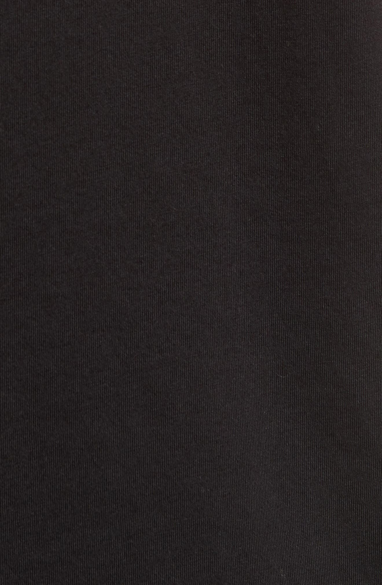 Wu-Tang Graphic T-Shirt,                             Alternate thumbnail 5, color,                             001