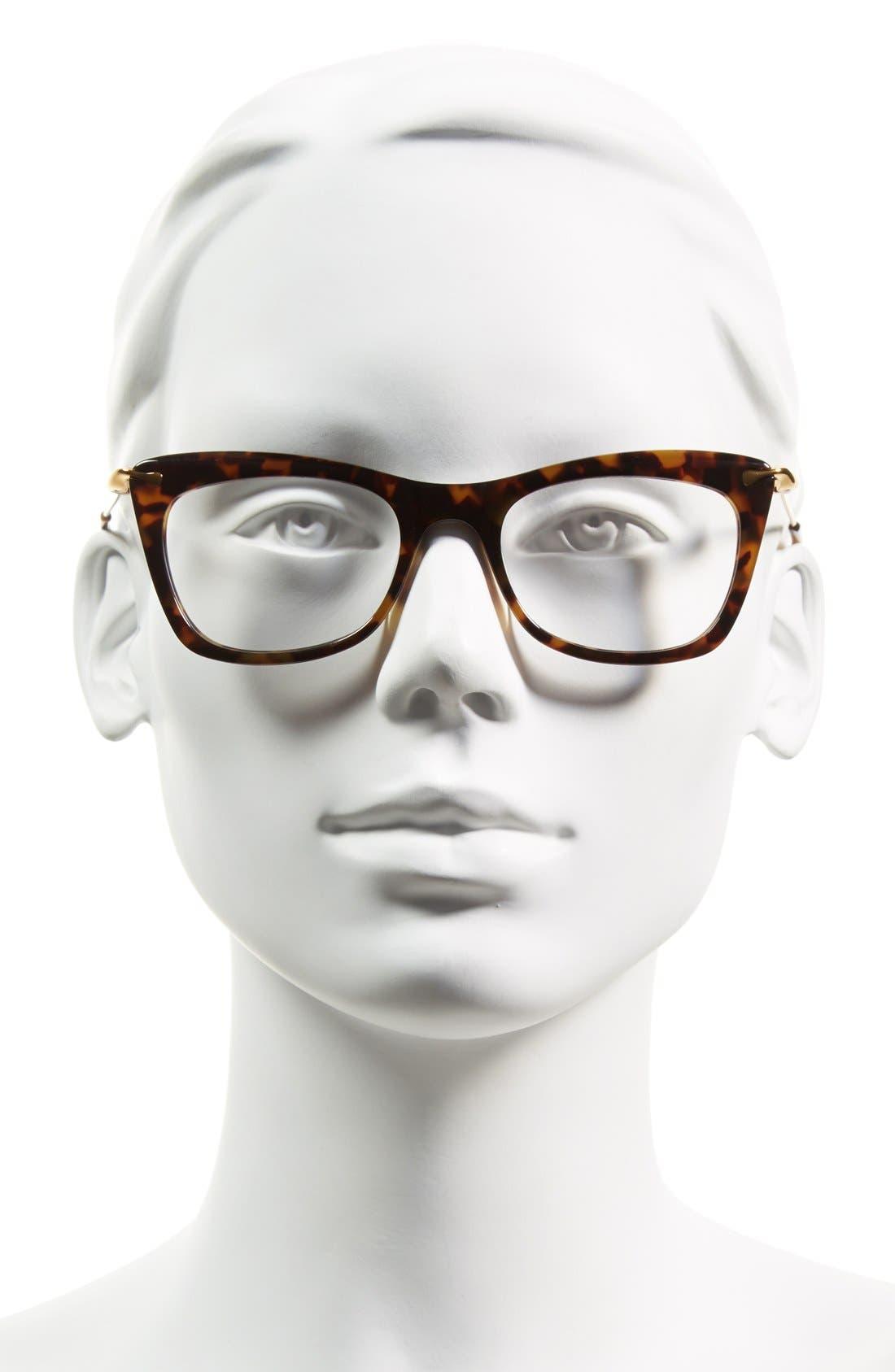'Chrystie' 50mm Optical Glasses,                             Alternate thumbnail 6, color,