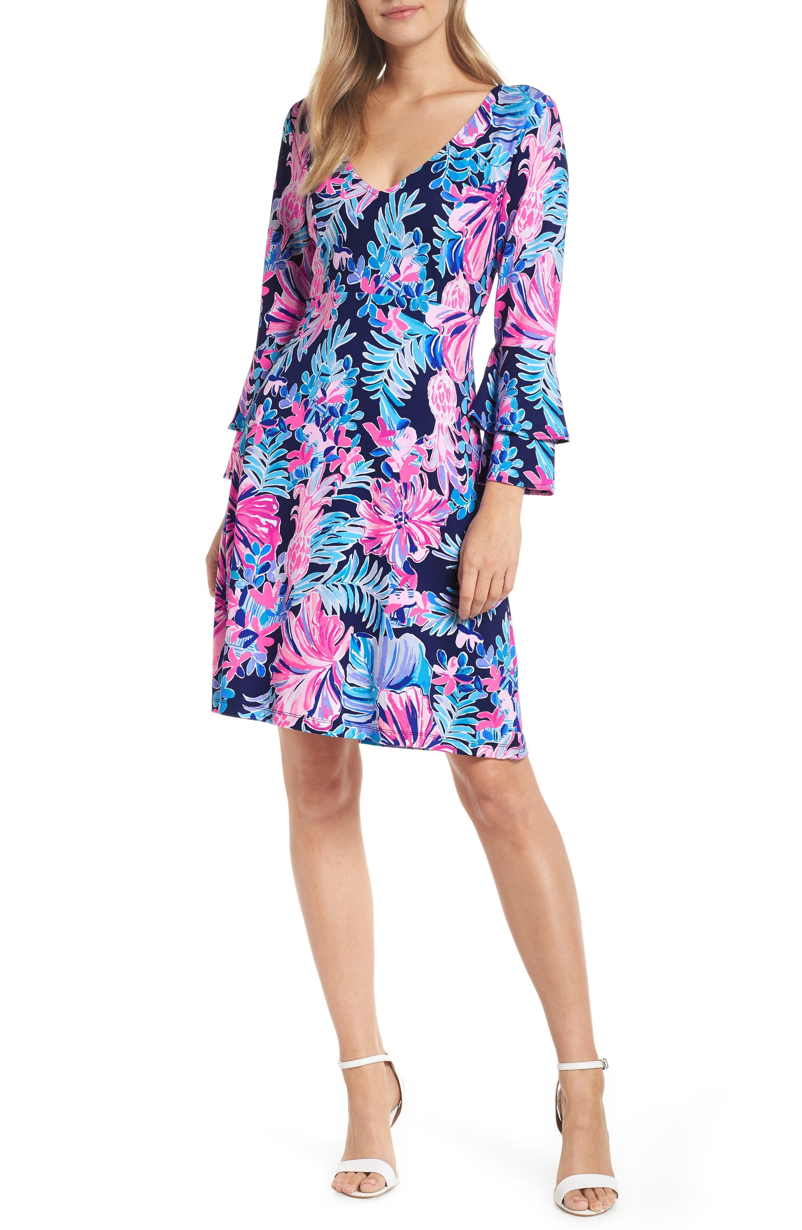 Lilly Pulitzer Raina Fit & Flare Dress