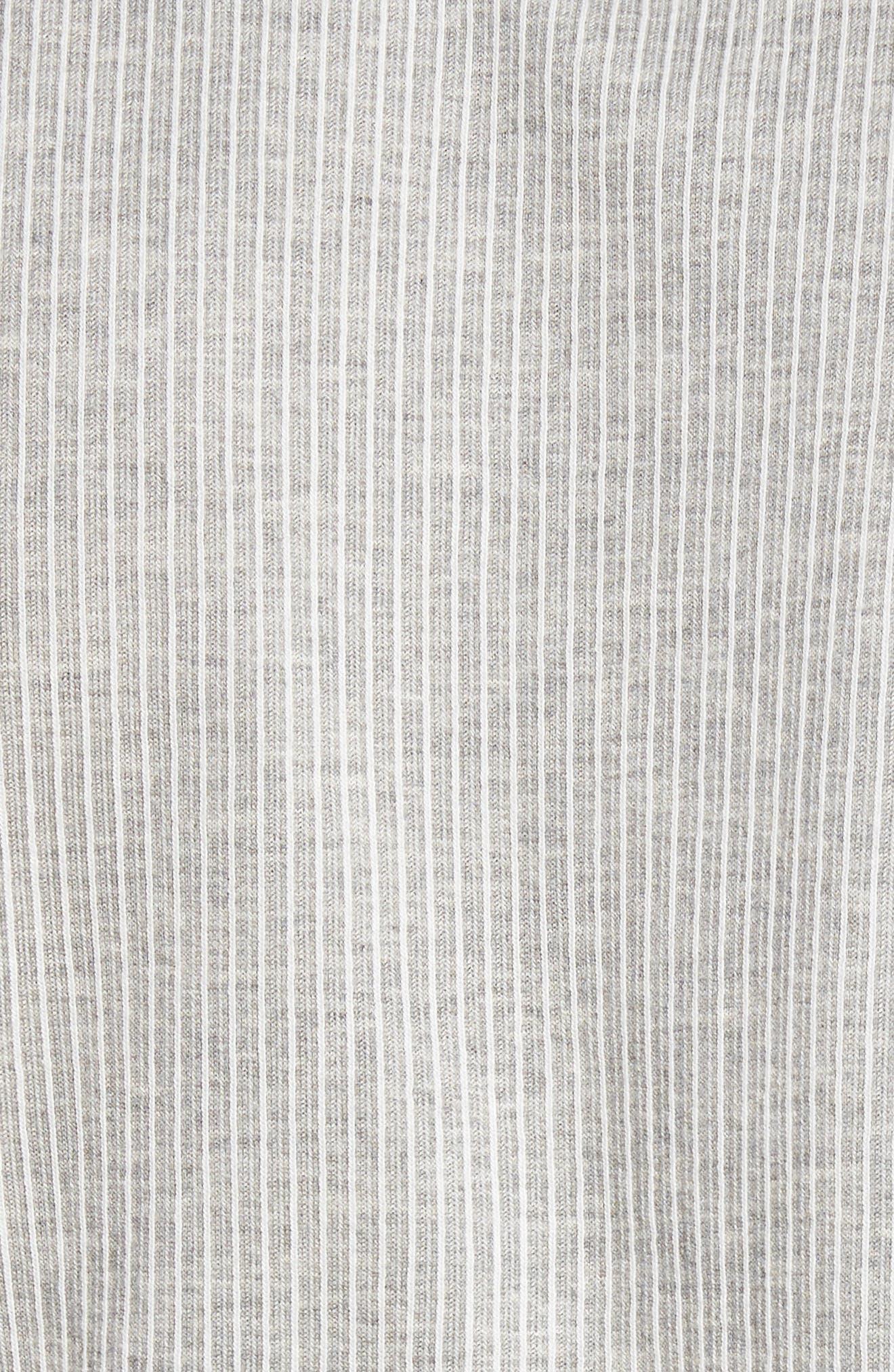 Stripe Henley,                             Alternate thumbnail 5, color,                             020