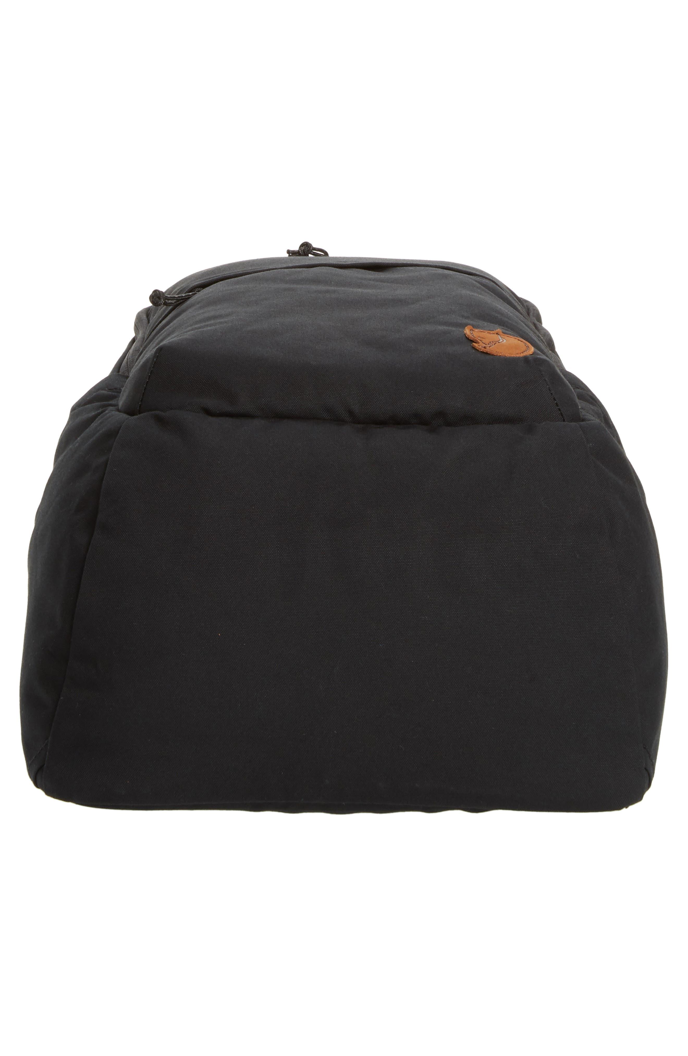 Räven 20L Backpack,                             Alternate thumbnail 6, color,                             BLACK
