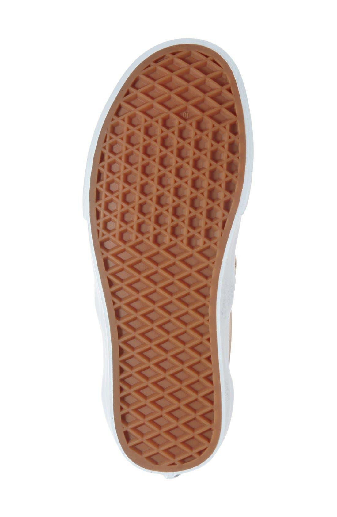 Classic Slip-On Sneaker,                             Alternate thumbnail 341, color,