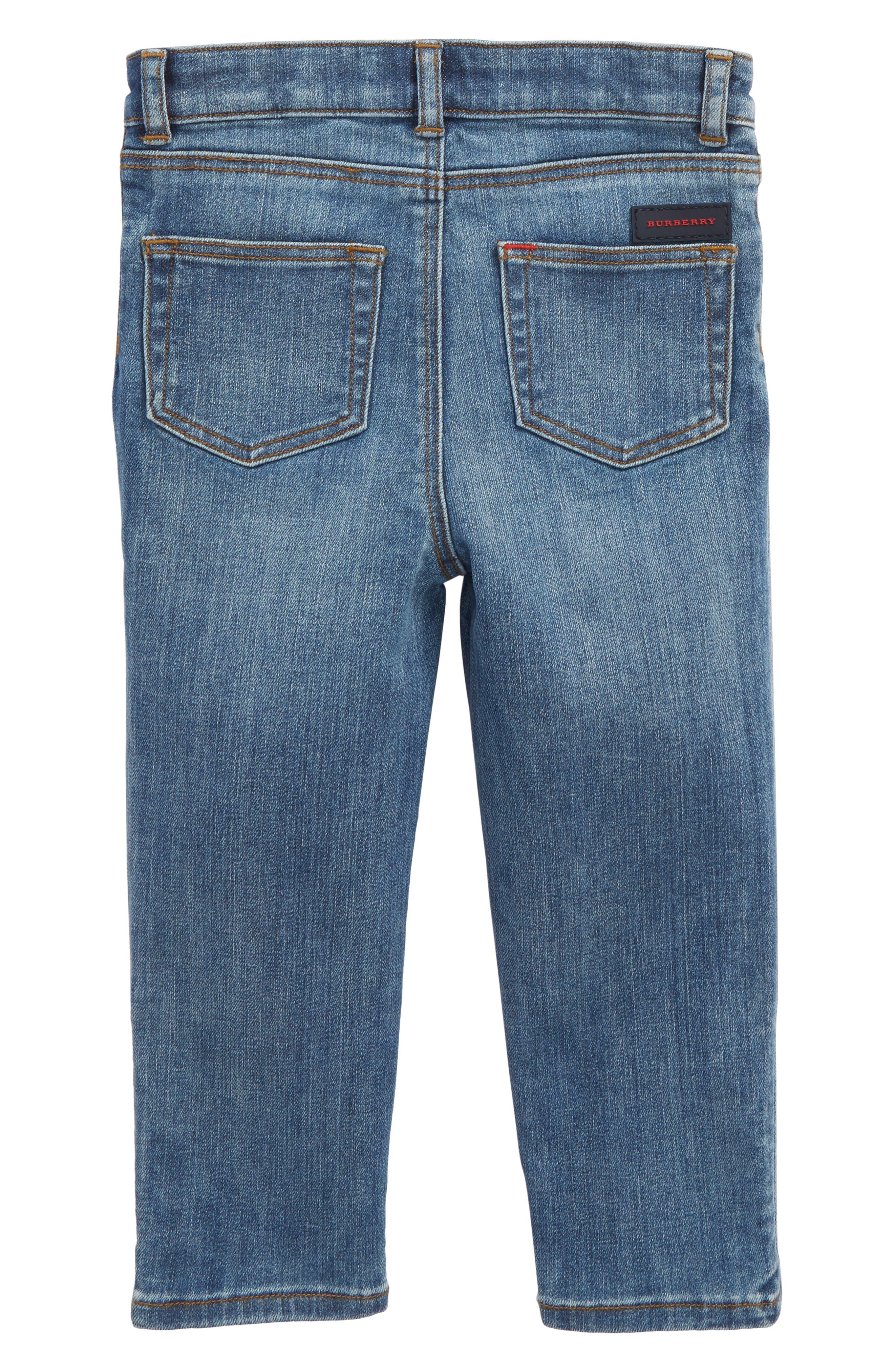 Skinny Jeans,                             Alternate thumbnail 2, color,                             412