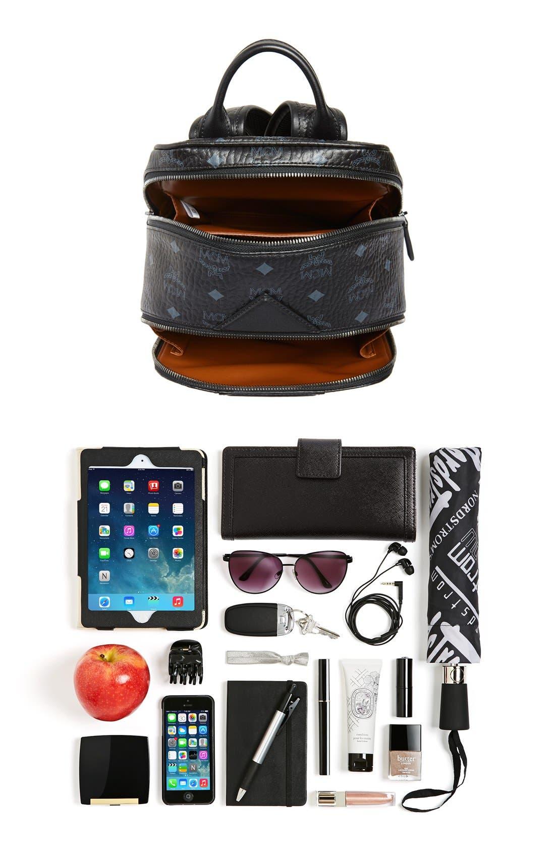 'Duke Visetos' Backpack,                             Alternate thumbnail 5, color,                             001