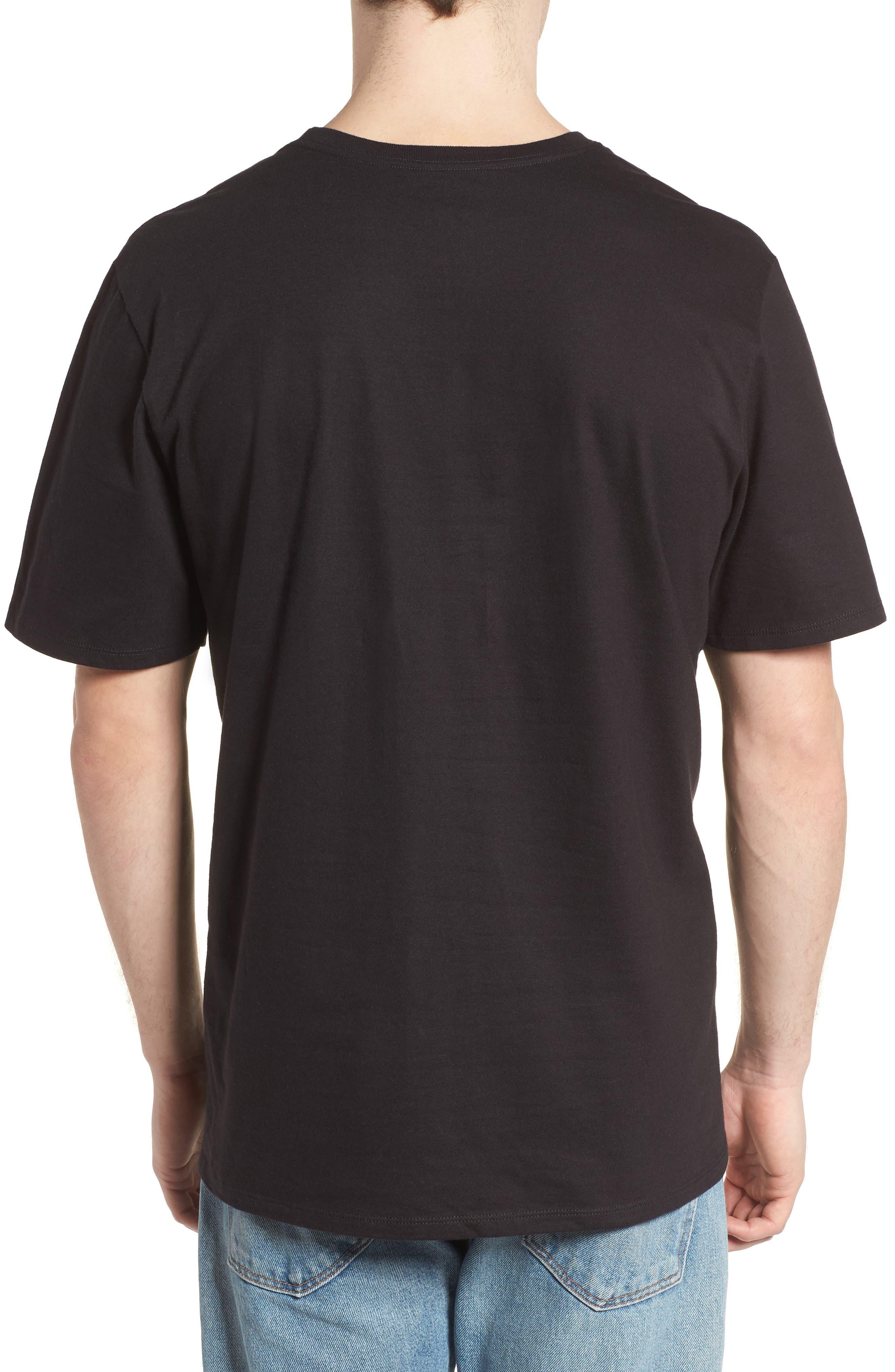 Be Fronds T-Shirt,                             Alternate thumbnail 2, color,                             010