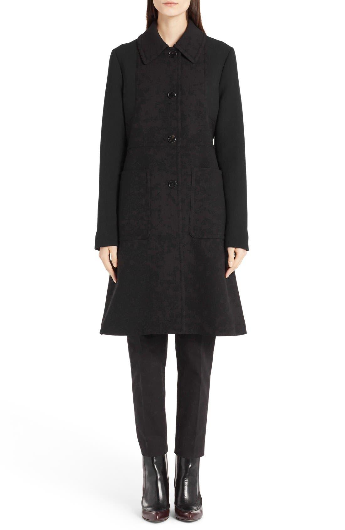 Wool Coat, Main, color, 001