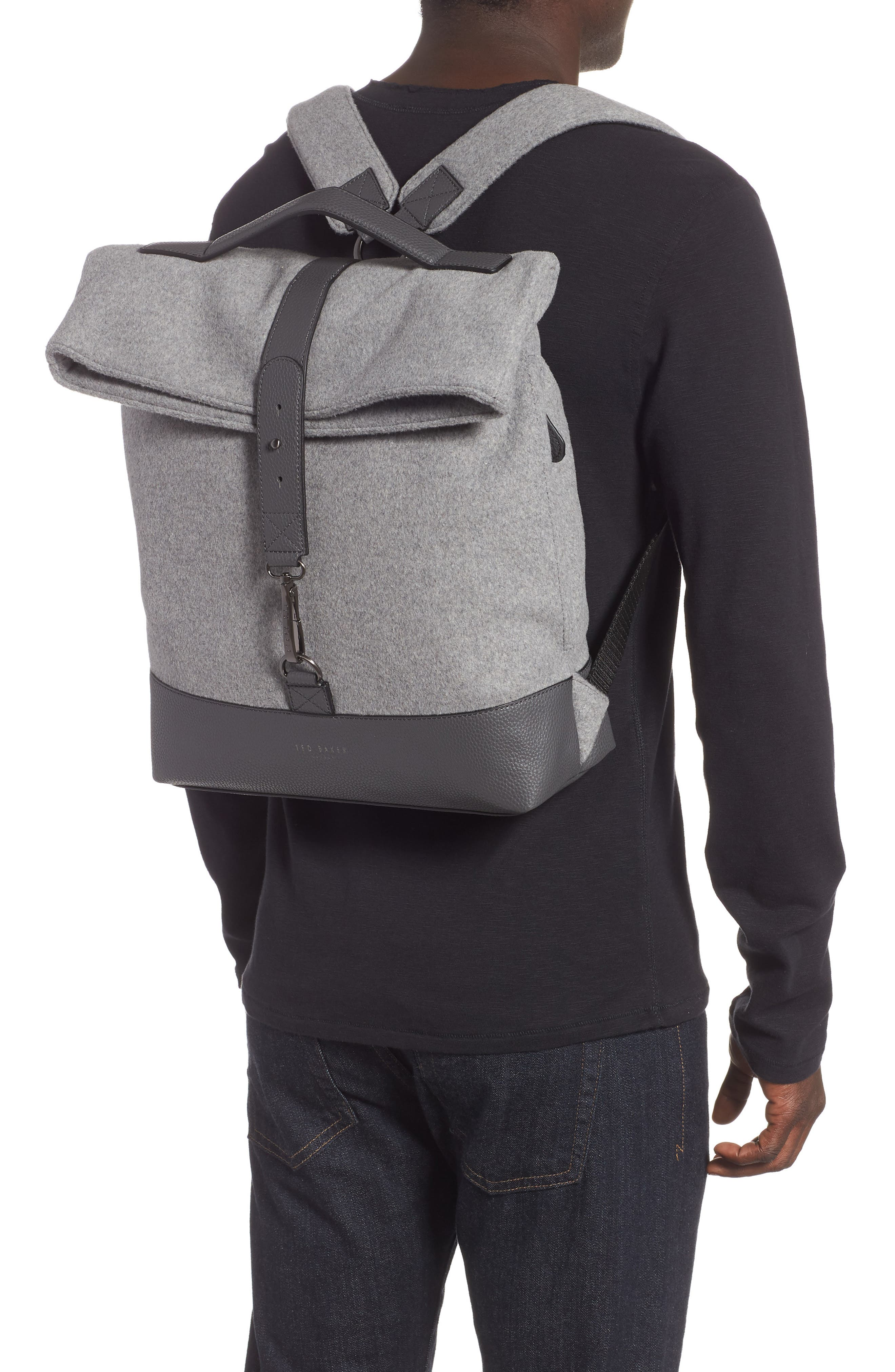 Cashed Backpack,                             Alternate thumbnail 2, color,                             GREY