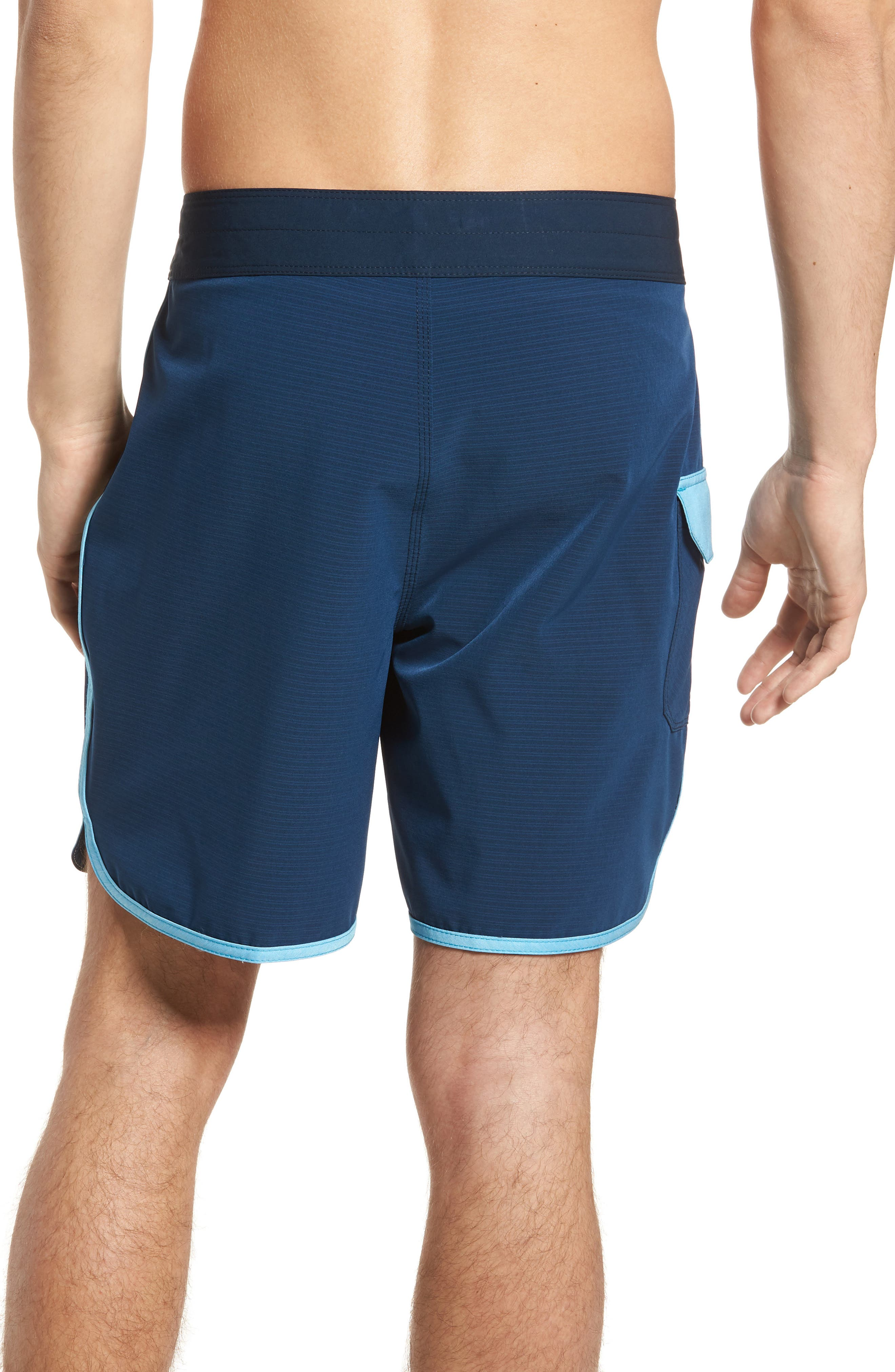 73 X Short Board Shorts,                             Alternate thumbnail 2, color,                             NAVY