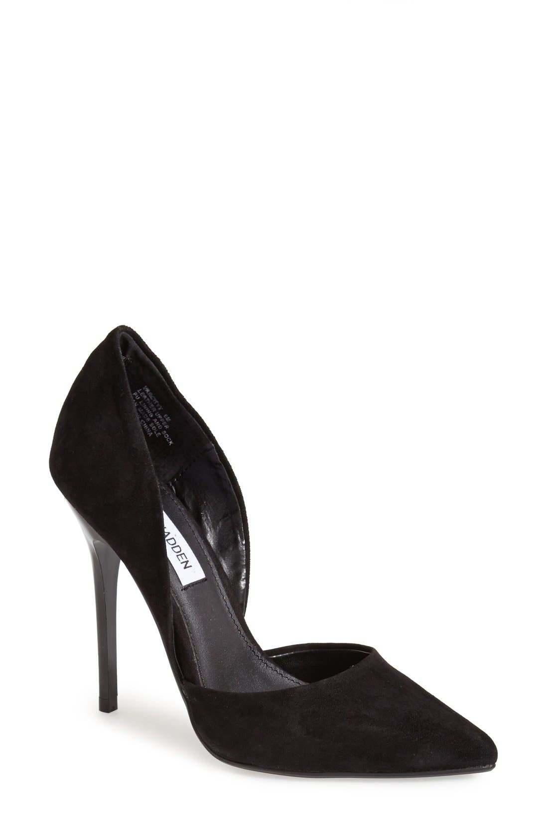 'Varcityy' Pointy Toe Pump,                         Main,                         color, 006