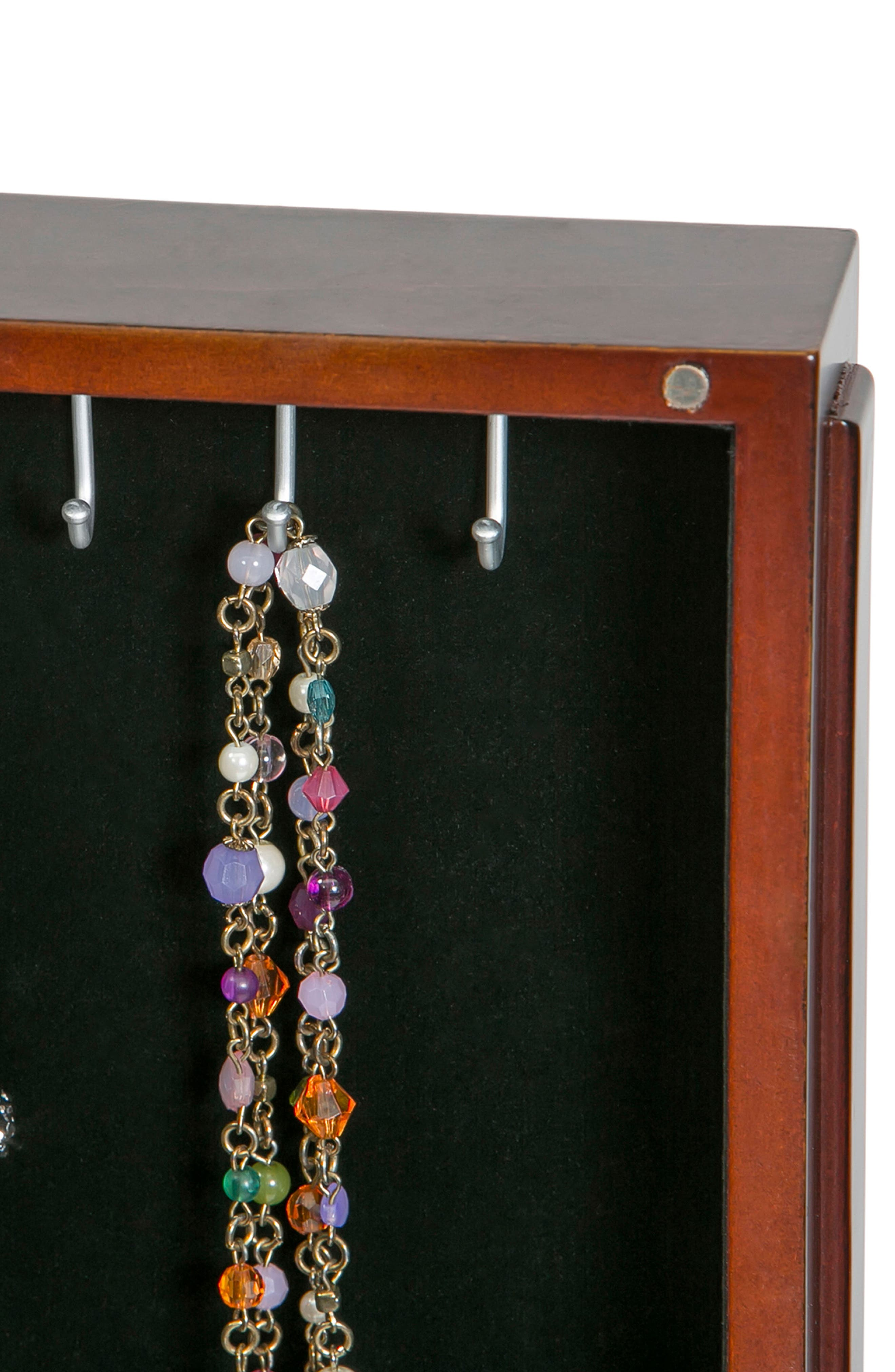 Westfield Jewelry Armoire,                             Alternate thumbnail 4, color,                             200