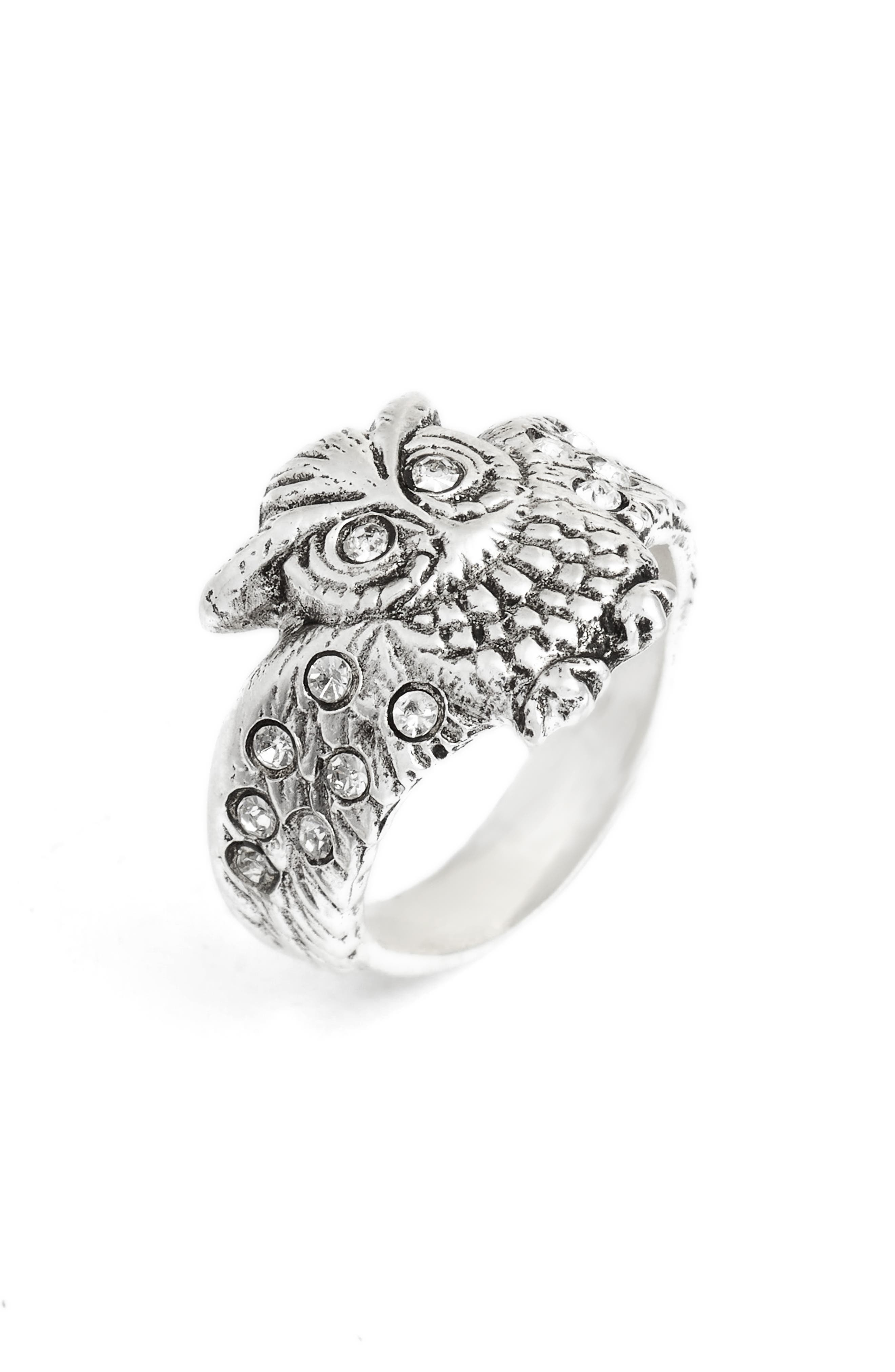 Mystic Ring,                         Main,                         color, SILVER