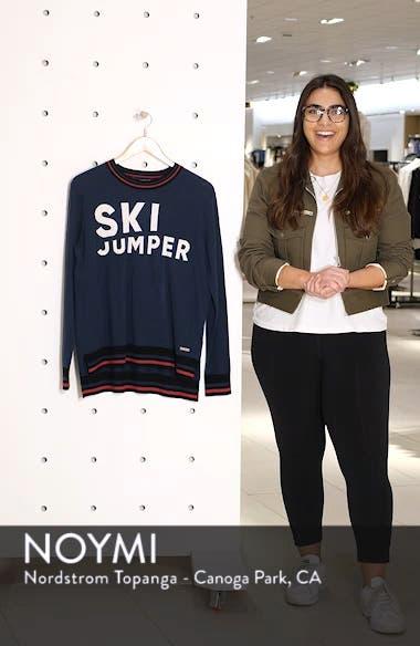 Ski Jumper Sweater, sales video thumbnail